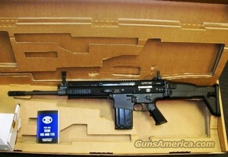 FNH FN SCAR 17s 308 98561 /EASY PAY $257  Guns > Rifles > FNH - Fabrique Nationale (FN) Rifles > Semi-auto > Other