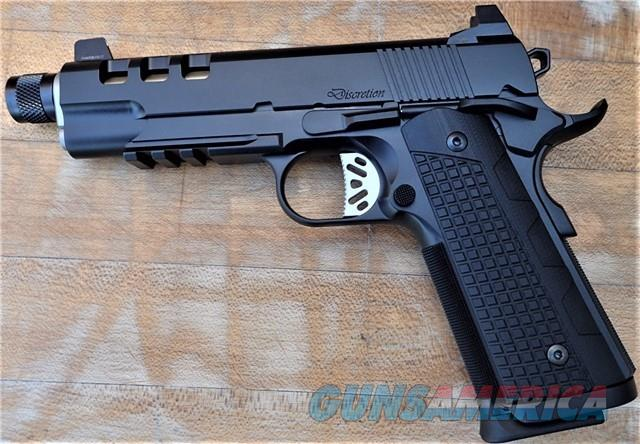 cz DAN WESSON Discretion Commander 9mm Threaded Match Barrel /EZ Pay $171  Guns > Pistols > Dan Wesson Pistols/Revolvers > 1911 Style