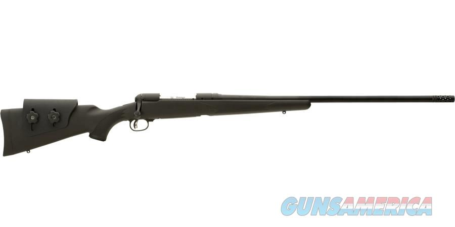 $74 Easy Pay Savage Arms Model 11 Long Range Hunting 6.5 Creedmoor 26 Inch Barrel Matte Blue Finish AccuStock Black Synthetic 4 Round drilled and tapped receiver, synthetic checkered Accustock with adjustable cheekpiece  muzzle brake 19132   Guns > Rifles > Savage Rifles > Other