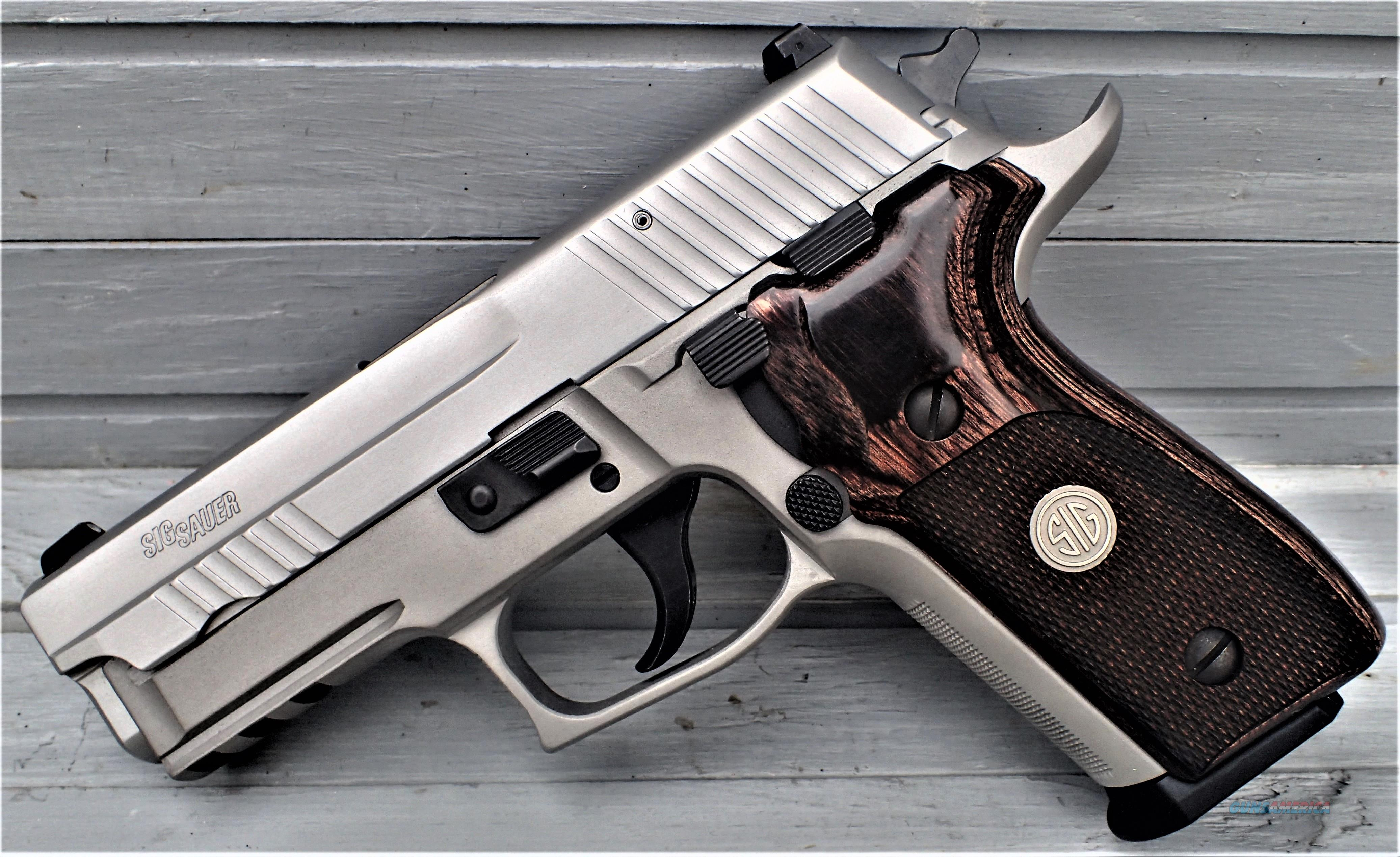SIG P229 Night/s TALO Custom Grips /EZ PAY $63  Guns > Pistols > Sig - Sauer/Sigarms Pistols > P229