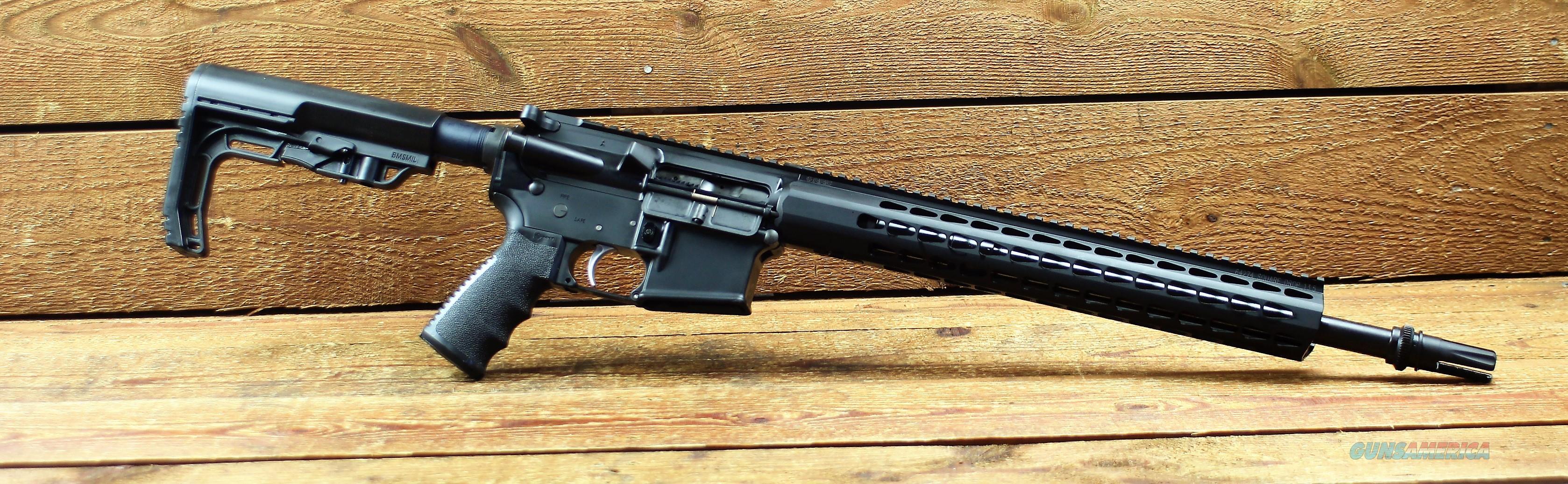 "$82 SALE EASY PAY  BUSHMASTER MINIMALIST AR15 Firepower Carbine .300 AAC BlackOut stock lightweight only 6 lbs 16"" contour Chrome Moly Steel Barrel FNC treated  AR-15 5.5lb trigger pull  AR15 Twist Rate: 1:7  Mil-Spec 90924  Guns > Rifles > Bushmaster Rifles > Complete Rifles"