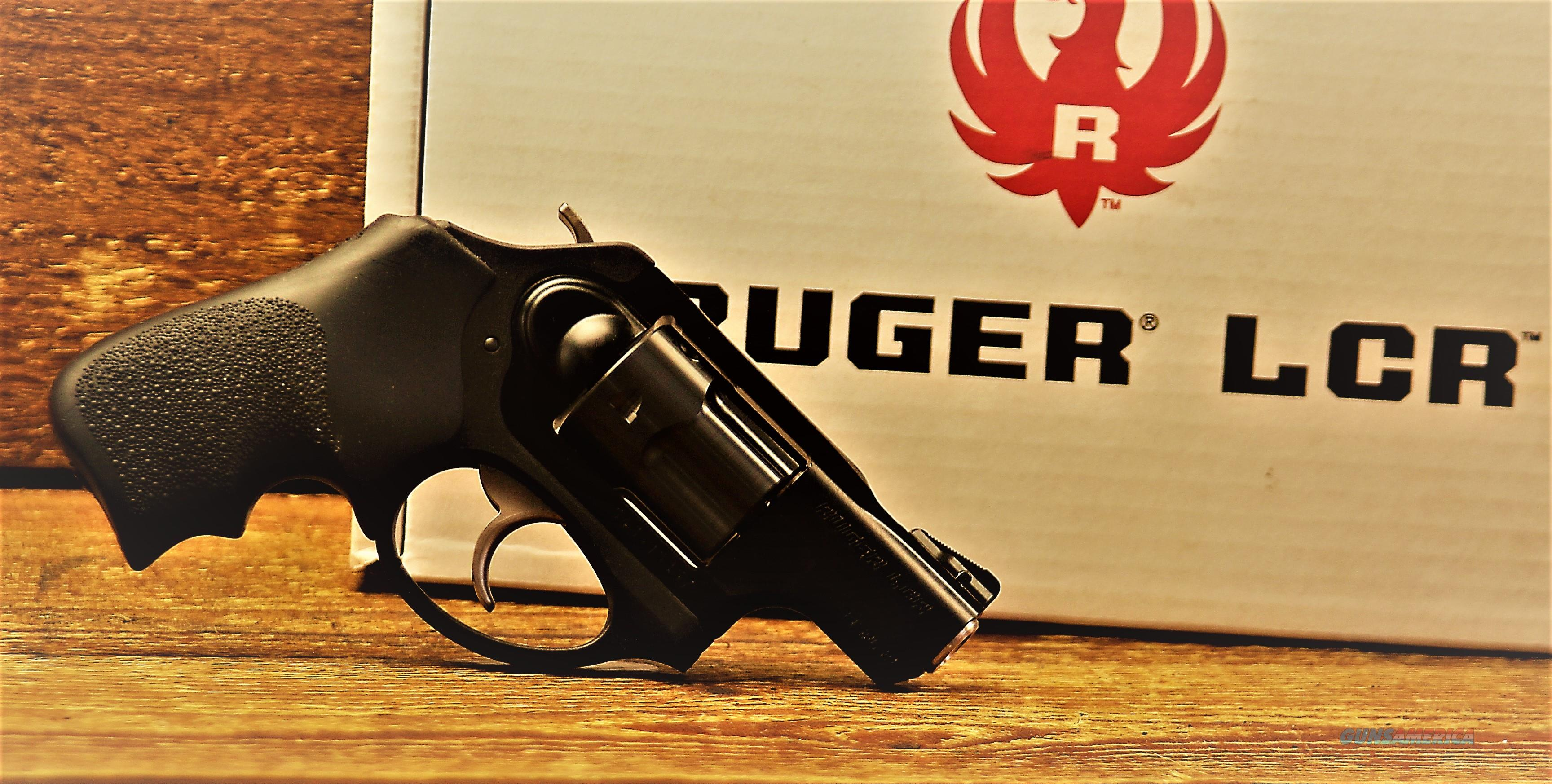 EASY PAY $47 LAYAWAY Ruger LCRx Double Action Revolver/single action  .38 SPECIAL+P 5 Polymer 38 SPL 5430-RUG 5430 736676054305   Guns > Pistols > Ruger Double Action Revolver > LCR