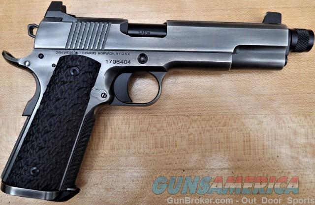 cz Dan Wesson WRAITH 10MM DISTRESSED 01848 /EZ Pay $194  Guns > Pistols > Dan Wesson Pistols/Revolvers > 1911 Style