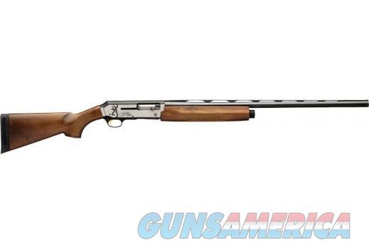 "Easy pay $86 Browning Silver Hunter Matte 20 Gauge Shotgun 26"" Barrel 3"" Chamber 4 Rounds Walnut Stock Bi-Tone Silver Matte Black 011413605  Guns > Shotguns > Browning Shotguns > Autoloaders > Hunting"