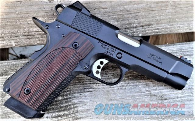 Ed Brown Custon The KOBRA Carry LIGHTWEIGHT /EZ Pay $158  Guns > Pistols > Ed Brown Pistols