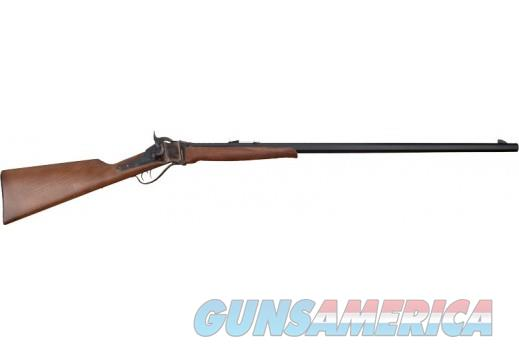"""Easy Pay $121 Cimarron imports these fine Sharps reproductions W gold medal accuracy 32"""" octagonal barrel walnut stock single shot Break action big game hunting SH771  Guns > Rifles > C Misc Rifles"""