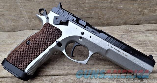 CZ 75 Tactical Sport TS 3-20RD MAGs /EZ PAY $111  Guns > Pistols > CZ Pistols