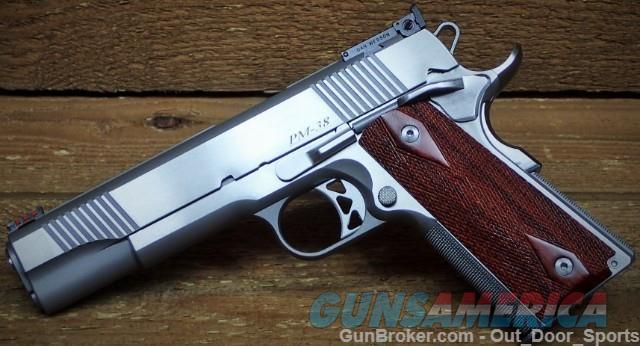 cz Dan Wesson 1911 Pointman .38 Super PM38 /EZ PAY $128  Guns > Pistols > Dan Wesson Pistols/Revolvers > 1911 Style