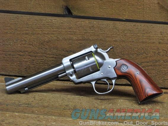 Easy Pay $62 Layaway Ruger 45 Colt New Exclusive New Blackhawk 0470 R0470 Bisley Traditional western-style  Guns > Pistols > Ruger Single Action Revolvers > Blackhawk Type