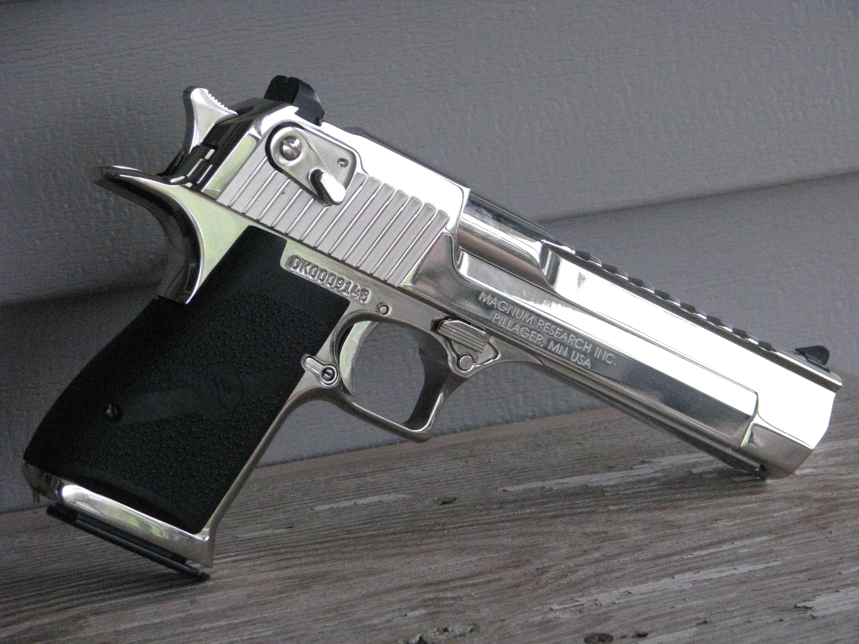 Magnum Research  Desert Eagle Mark XIX DE44BN 44 MAG  /EASY PAY $90 Monthly  Guns > Pistols > Magnum Research Pistols