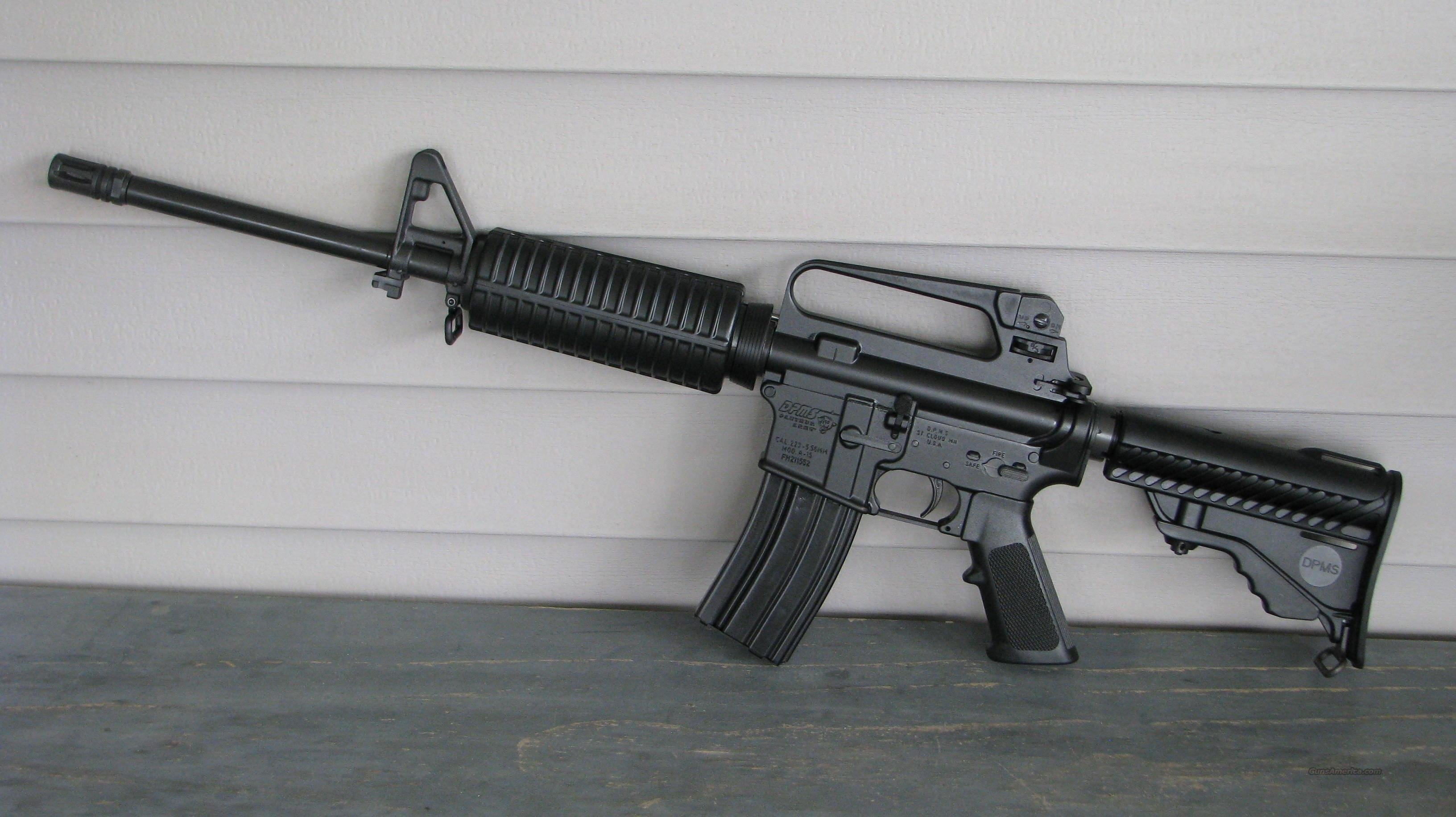 "DPMS Panther A2 RFA2-PCAR-16 223 ""EASY PAY $125""   Guns > Rifles > DPMS - Panther Arms > Complete Rifle"