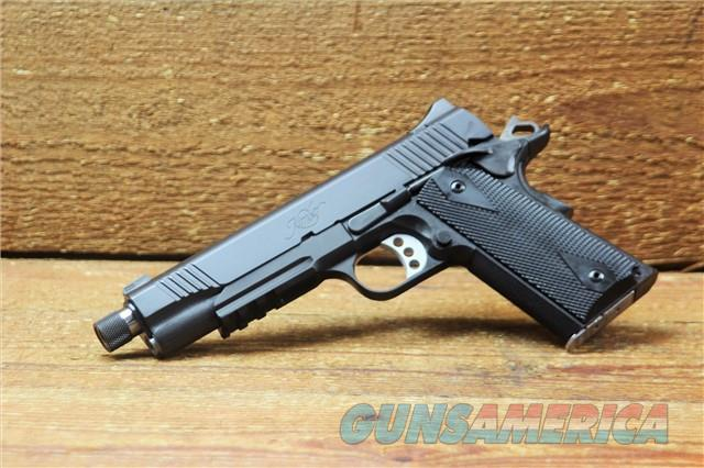 "EASY PAY $78 DOWN LAYAWAY 18 MONTHLY PAYMENTS  Kimber Proactive Crime Control model Custom II TFS  threaded for suppression Based on carried LAPD SWAT duty carry 5"" 1911  3200294 9mm  stainless steel Tritium NS SS night sights   Guns > Pistols > Kimber of America Pistols > 1911"