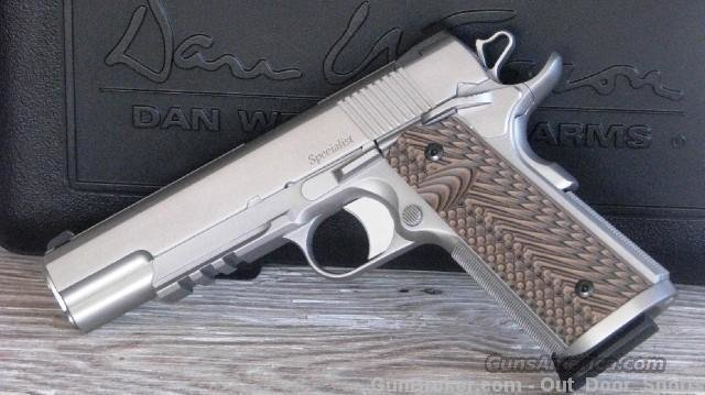 CZ 1911 Dan Wesson Specialist EASY PAY $132 01993  Guns > Pistols > Dan Wesson Pistols/Revolvers > 1911 Style