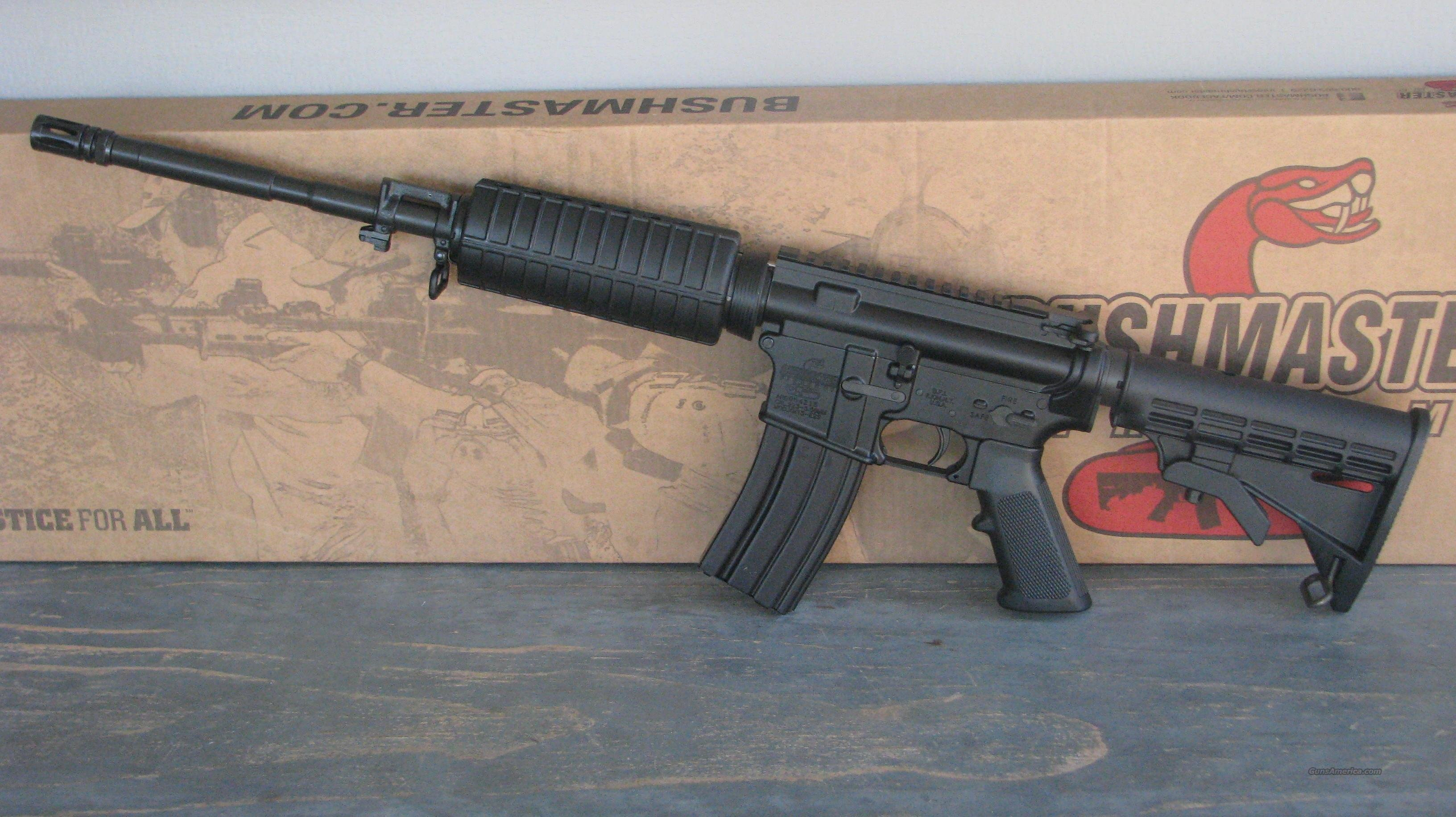 Bushmaster 223 M4 ORC 90391 AR-15 AR15 / EASY PAY $57 MONTHLY  Guns > Rifles > Bushmaster Rifles > Complete Rifles