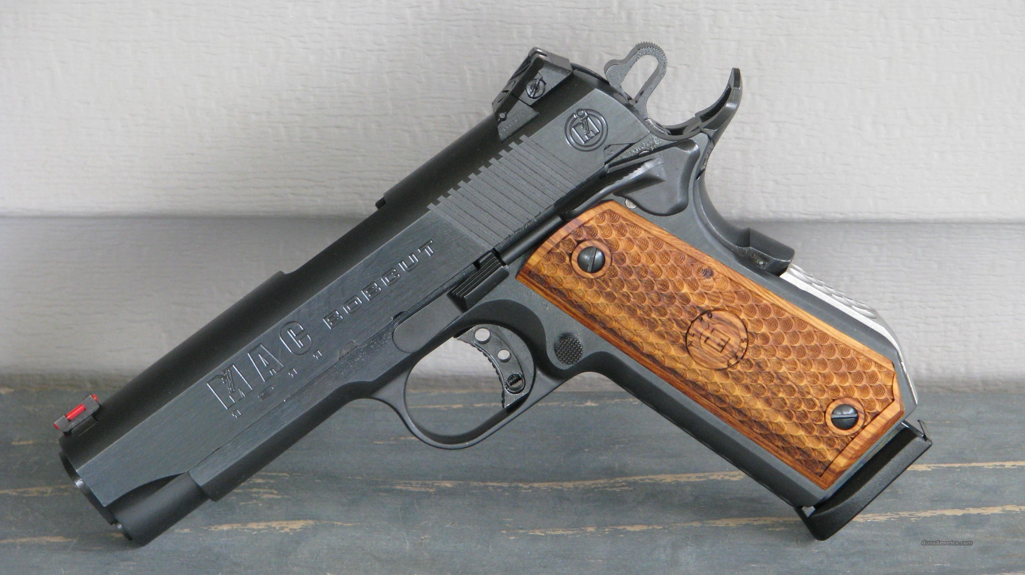 Metro Arms Bobcut MAC 1911 EASY PAY $112 M19BC45B   Guns > Pistols > Bersa Pistols