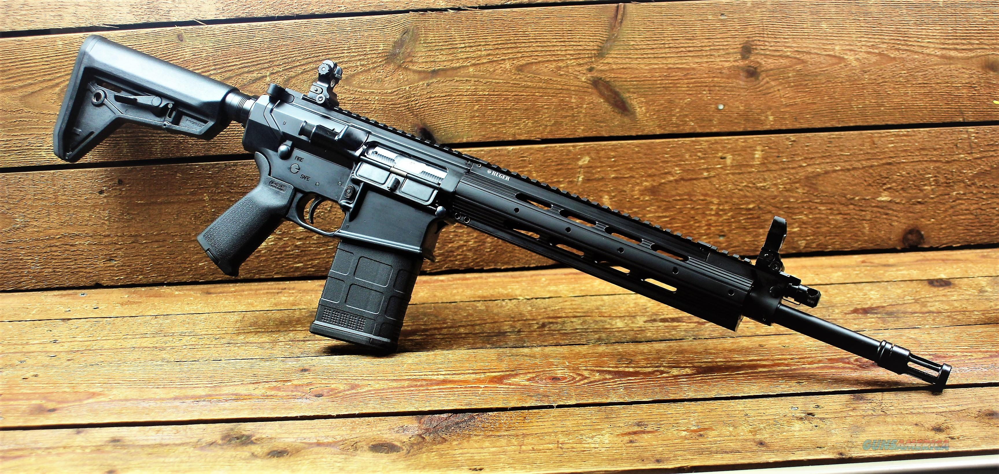 Ruger SR-762 Semi Auto Rifle .308 Win/7.62 NATO Collapsible Stock ar-10 ar10 5601  736676056019 easy pay $115 Layaway    Guns > Rifles > Ruger Rifles > SR Series