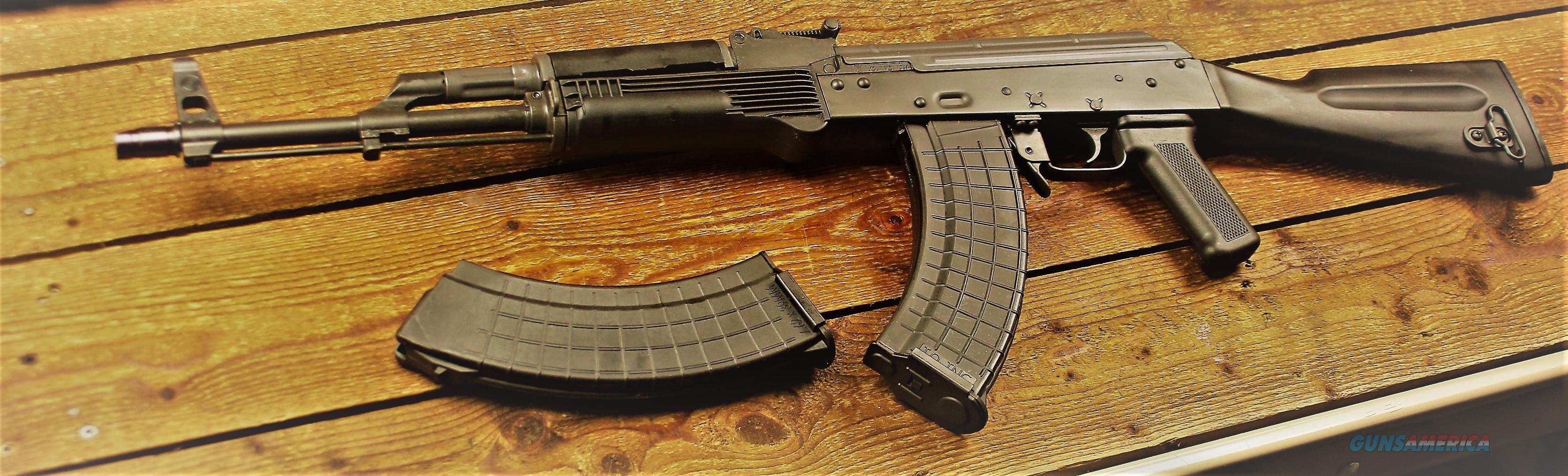 EASY PAY SALE $40 LAYAWAY  I.O. Inc IODM2002 AKM247 Mil-spec receiver akm ak-47 ak ak47 7.62x39 Tactical pistol grip standard accepts all Ak and RPK magazines   Guns > Rifles > AK-47 Rifles (and copies) > Full Stock