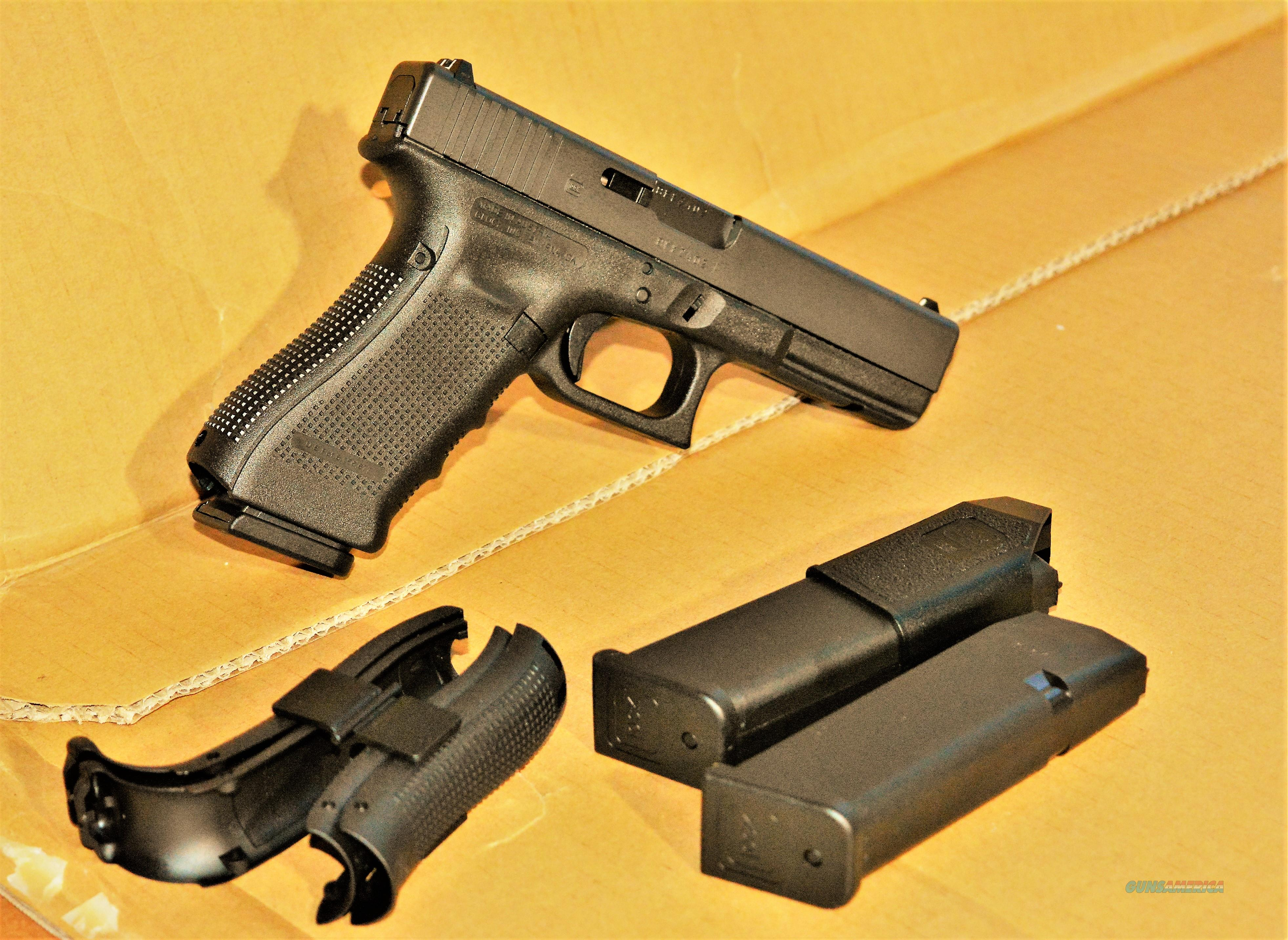EASY PAY $49 DOWN LAYAWAY 12 MONTHLY PAYMENTS  GLOCK 22 firepower Gen4 .40 S&W cartridge GEN 4  GLK Polymer Frame Police G22 4.48 Barrel 15 Rounds Black  G-22  military .40 Smith & Wesson competition Fixed  Sights  PG2250203  Guns > Pistols > Glock Pistols > 22
