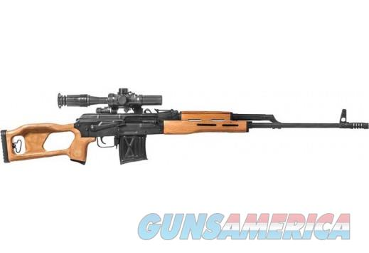 $176 EASY PAY Century Arms Romanian PSL54 Long range Hunting Rifle with Scope RI3324N 7.62x54mm Russian Wood THUMBHOLE Stock CHEEK RISER THREADED BARREL  Guns > Rifles > Century International Arms - Rifles > Rifles