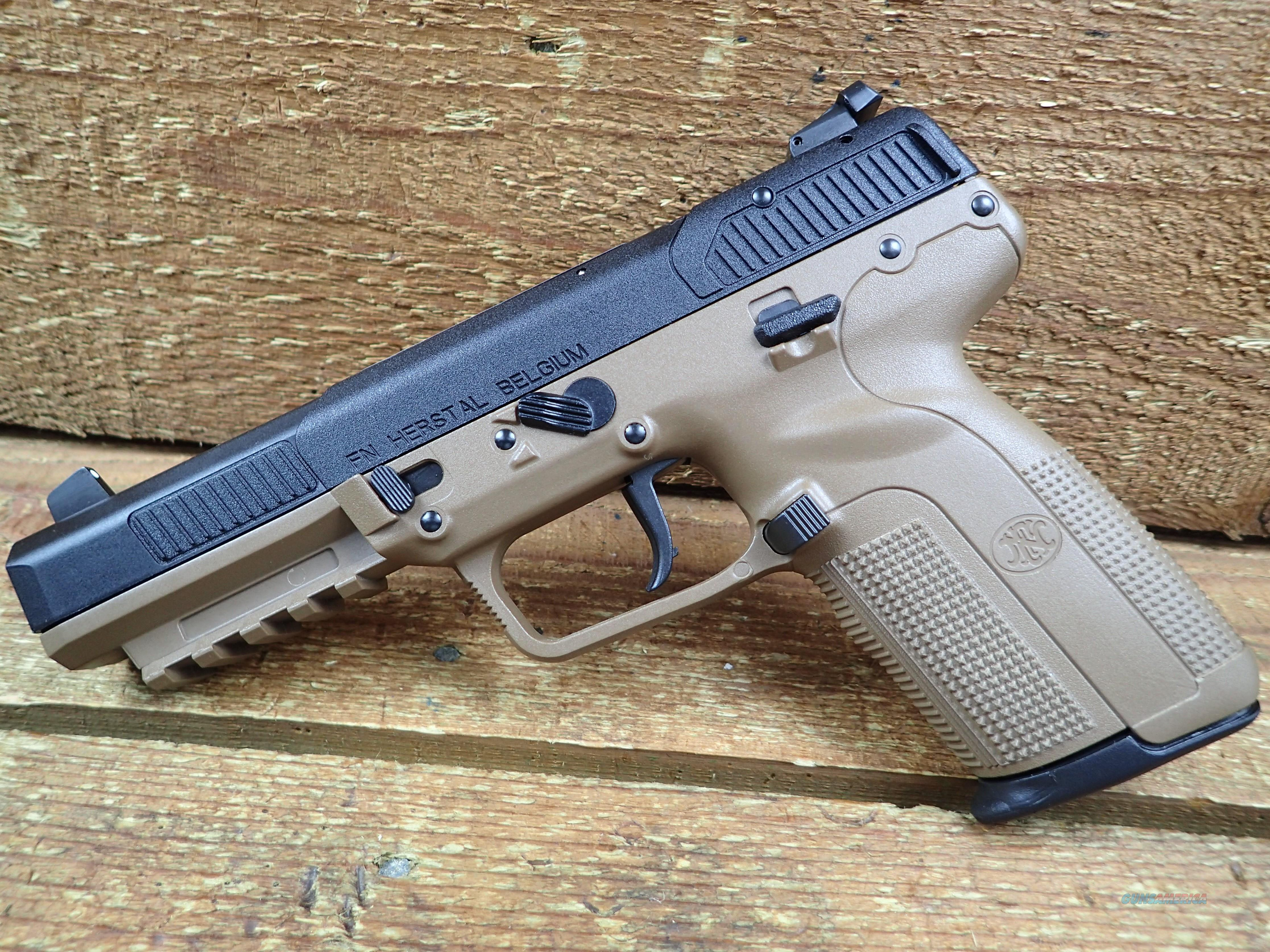 FNH Five-seveN 5.7X28 MKII 3-20RD Mags  / EZ Pay $76 Monthly  Pay Off Any Time!  Guns > Pistols > FNH - Fabrique Nationale (FN) Pistols > FiveSeven