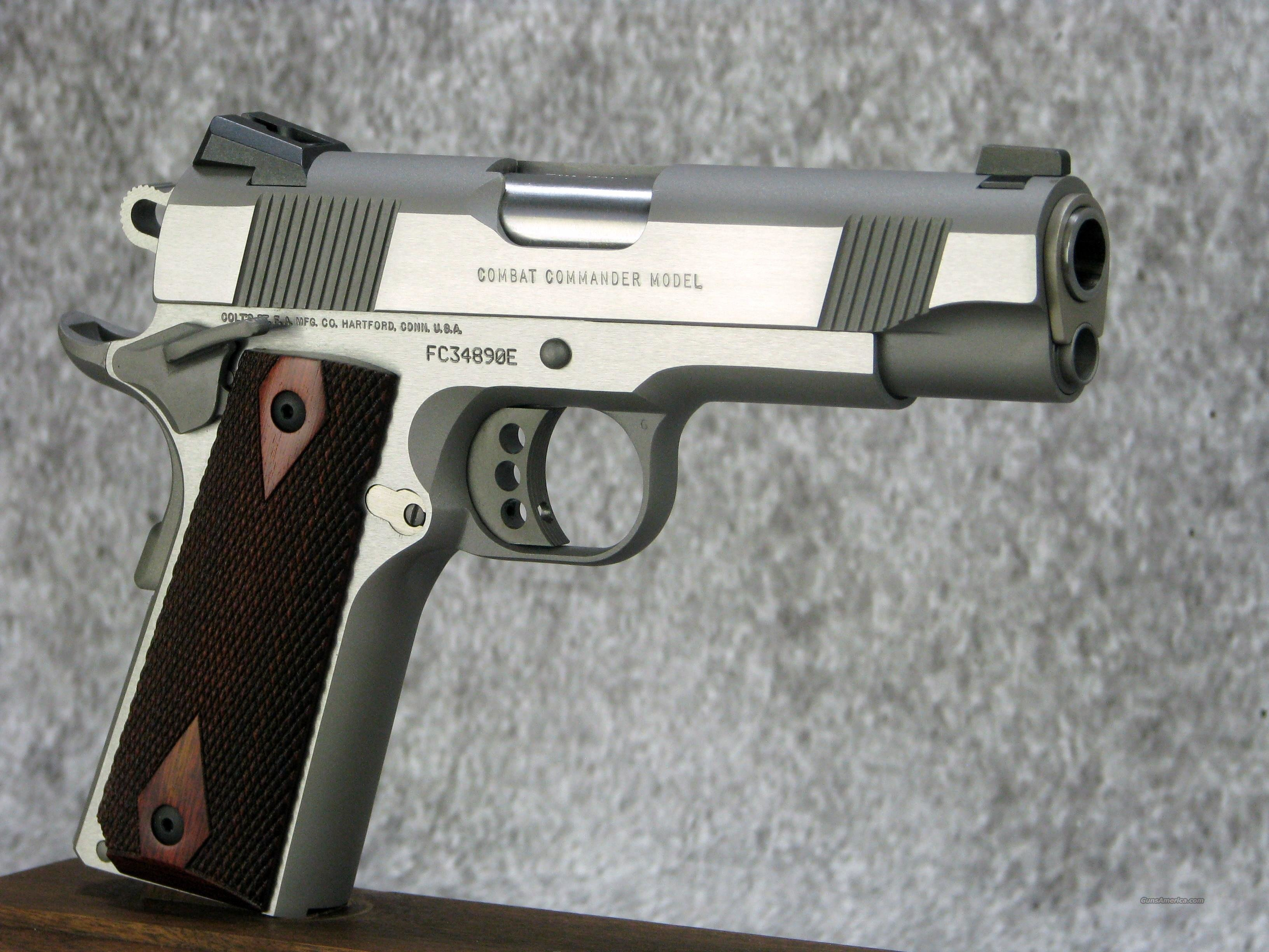 Colt 1911 XSE Commander o4012XSE /EASY PAY $101 Monthly  Guns > Pistols > Colt Automatic Pistols (1911 & Var)