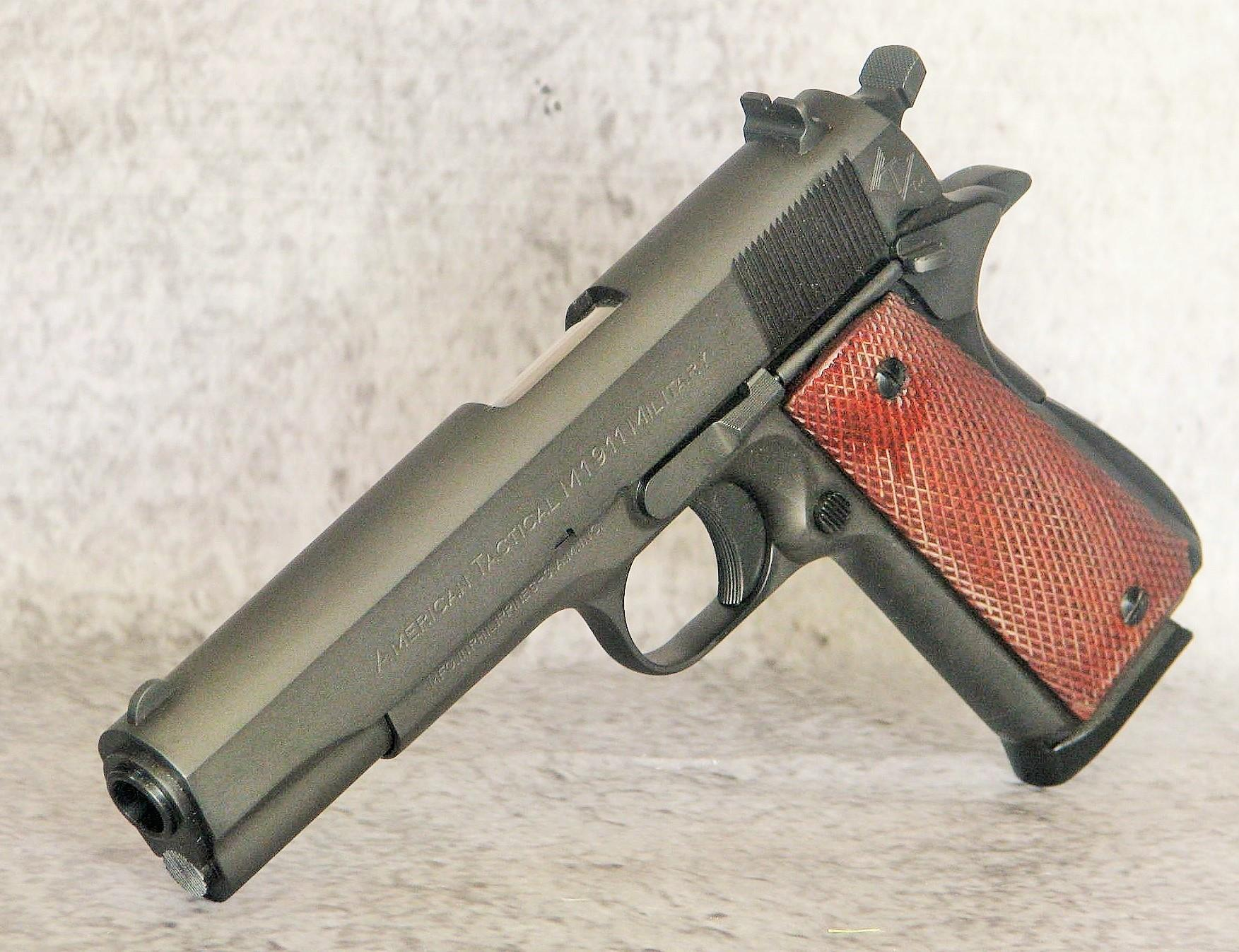 EASY PAY $35 LAYAWAY ATI FIREPOWER XTREME Military 1911 .45ACP Full Size  Guns > Pistols > American Tactical Imports Pistols