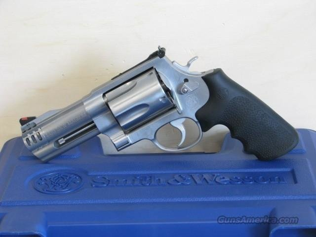 S&W 500 MAG most powerful revolver EASY PAY 163504   Guns > Pistols > Smith & Wesson Revolvers > Full Frame Revolver