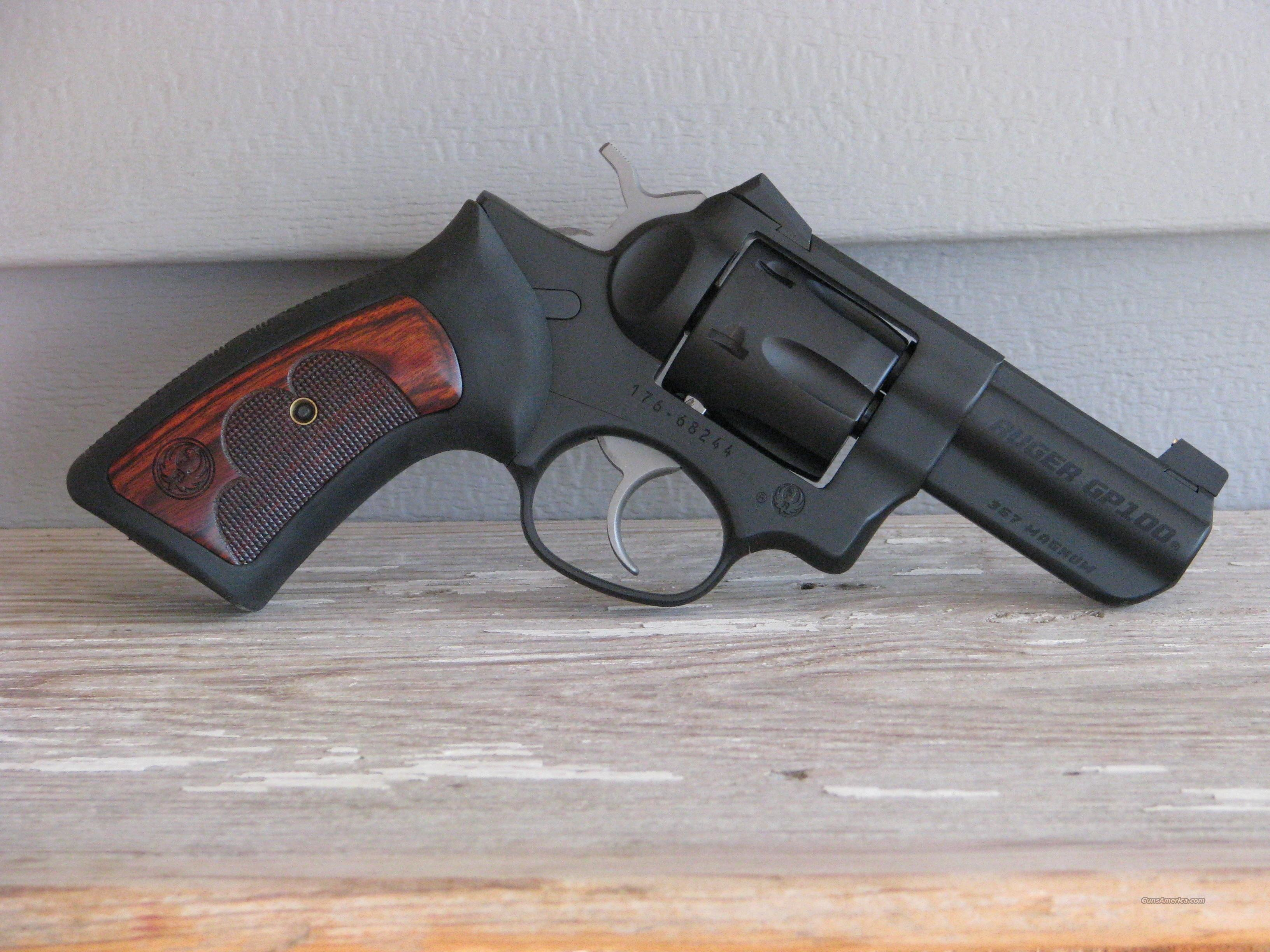 "Ruger GP100 357 MAG Limited Talo ""EASY PAY $112 PER MONTH "" 1753  Guns > Pistols > Ruger Double Action Revolver > Security Six Type"