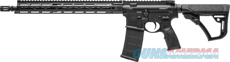EASY PAY  $134 Layaway Daniel Defense DDM4v7 5.56 NATO Collapsible Stock DDV7 815604018456 ar-15 ar15  Pistol Grip Rready for your red dot, holographic sight or magnified optic 5.56 NATO accepts .223 Remington M4 mil-spec Picatinny rail    Guns > Rifles > Daniel Defense > Complete Rifles