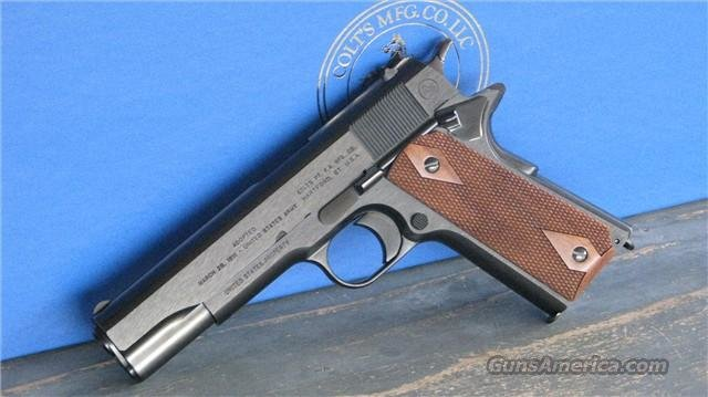 Colt 1911 Anniversary O1911ANVIII /EASY PAY $110  Guns > Pistols > Colt Automatic Pistols (1911 & Var)