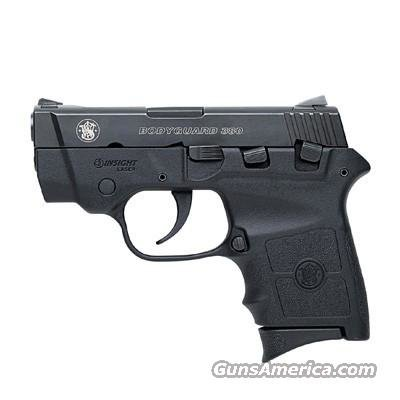 "S&W BODYGUARD 380 ""EASY PAY 86.00"" 109380  Guns > Pistols > Smith & Wesson Pistols - Autos > Polymer Frame"