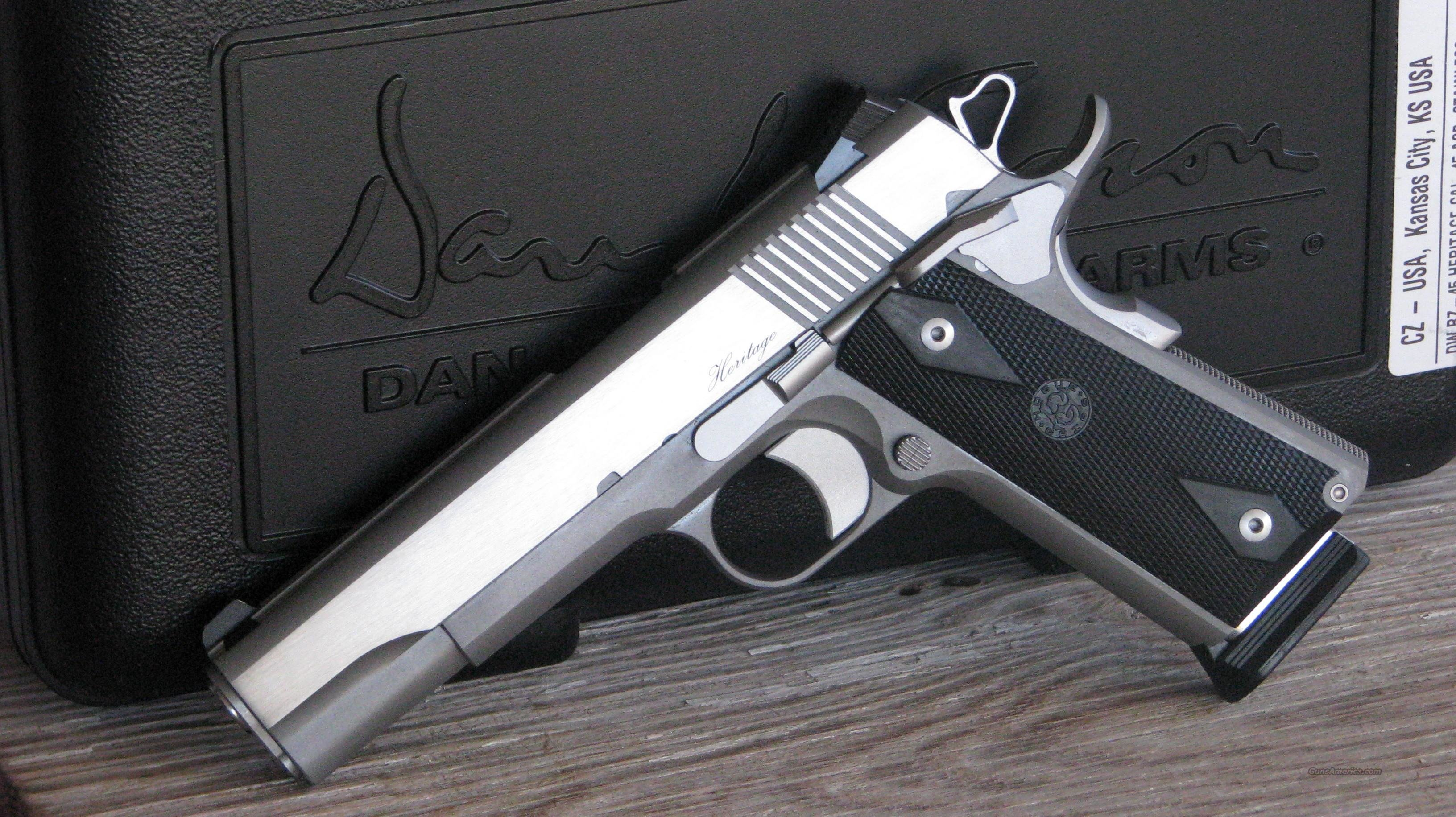 cz Dan Wesson Razor RZ-45 Heritage 1911 01981 /EASY PAY $110 Monthly  Guns > Pistols > Dan Wesson Pistols/Revolvers > 1911 Style