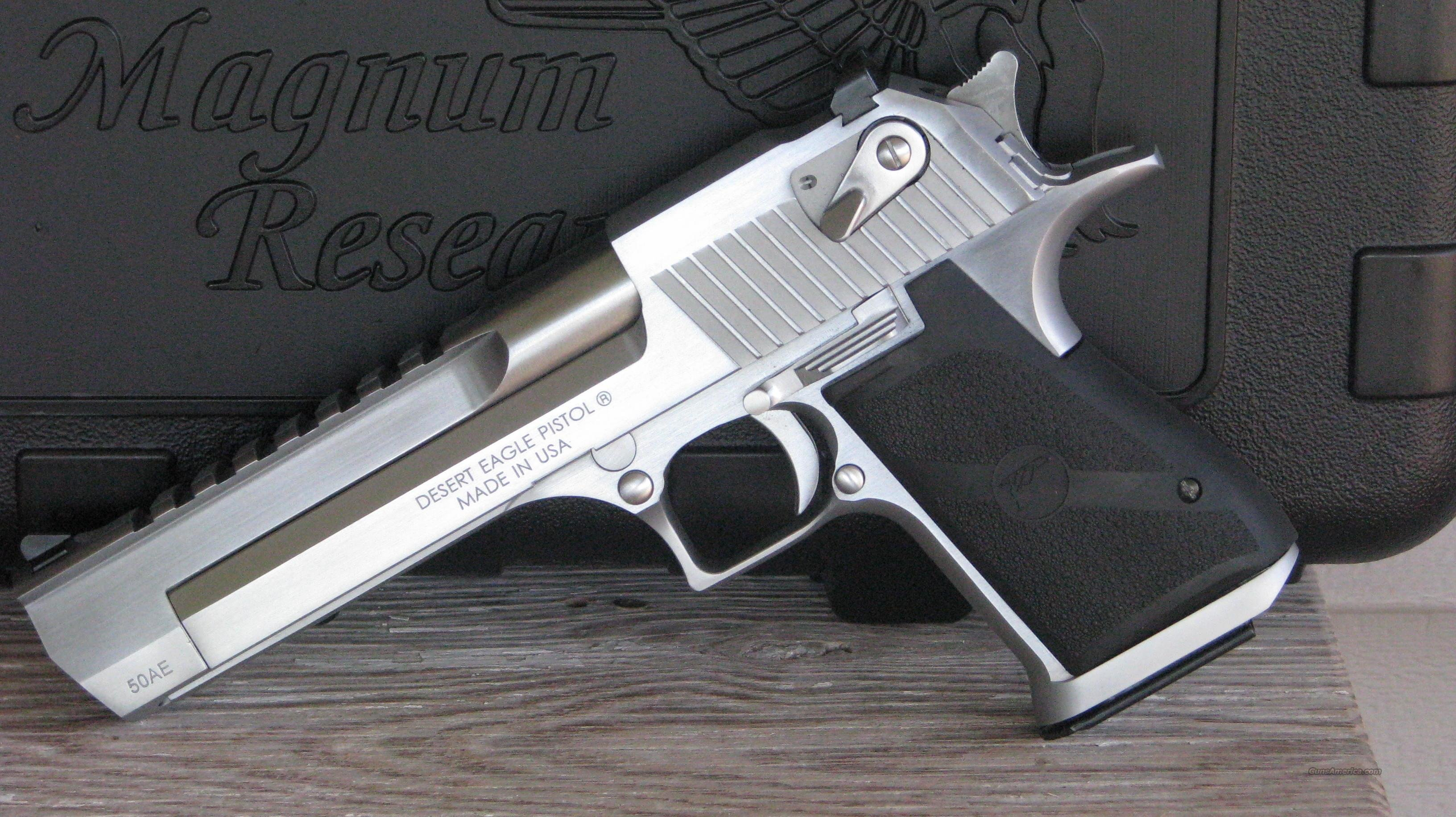"Magnum Research Desert Eagle DE50BC ""EAY PAY $166 Monthly""  Guns > Pistols > Magnum Research Pistols"