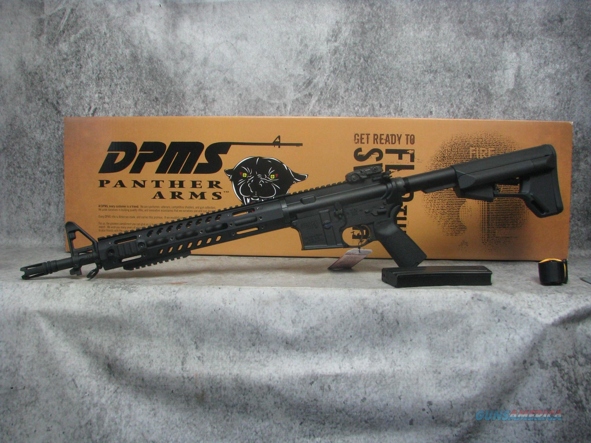 DPMS Panther TAC 2 AR-15 ar15  easy pay MULTI PAY .223 Rem/5.56 NATO carbine Free Float RFA3-TAC2 Magpul  Pistol Grip  Guns > Rifles > DPMS - Panther Arms > Complete Rifle