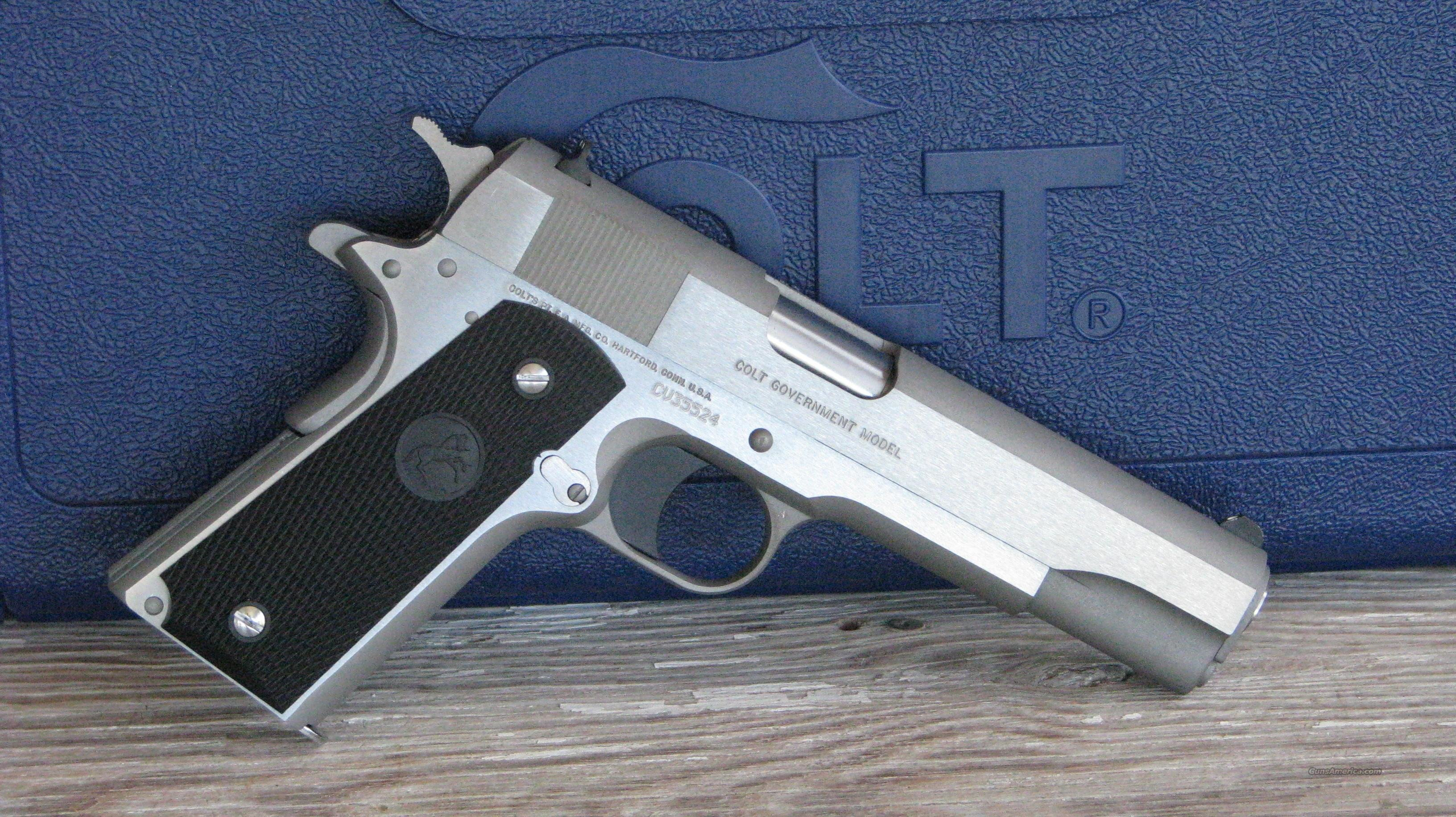 Colt 1911 Gov Series O1091 /EASY PAY $89 Monthly  Guns > Pistols > Colt Automatic Pistols (1911 & Var)