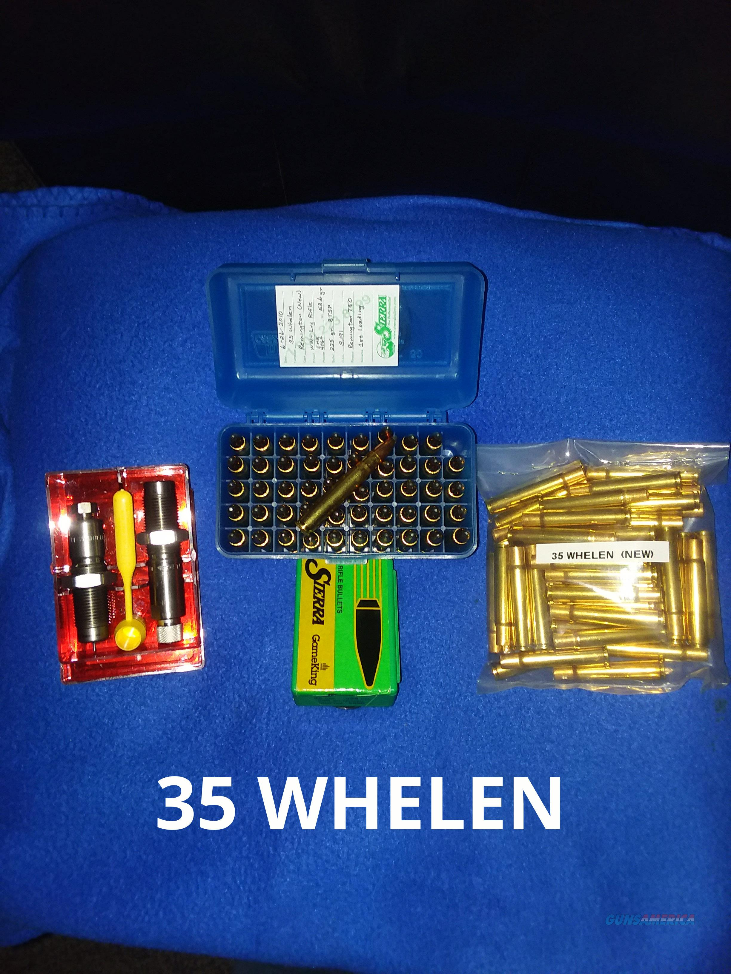 35 WHELEN Reloading Supplies/Components  Non-Guns > Reloading > Components > Other