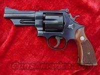 "SMITH & WESSON 28-2 HIGHWAY PATROLMAN .357 Magnum 4"" BLUE  Smith & Wesson Revolvers > Full Frame Revolver"
