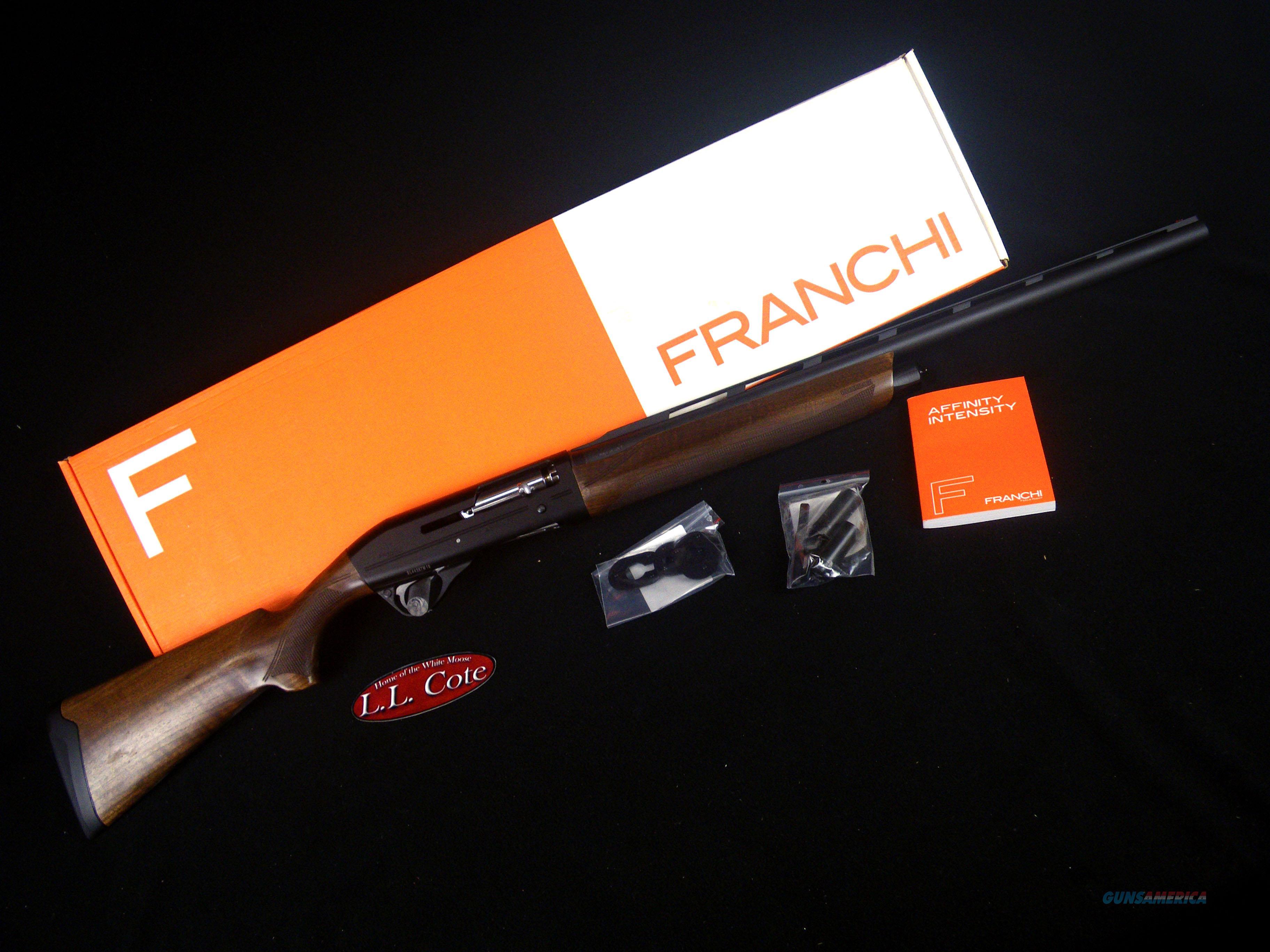 "Franchi Affinity Walnut 12ga 26"" NEW 3"" 40874  Guns > Shotguns > Franchi Shotguns > Auto/Pump > Hunting"