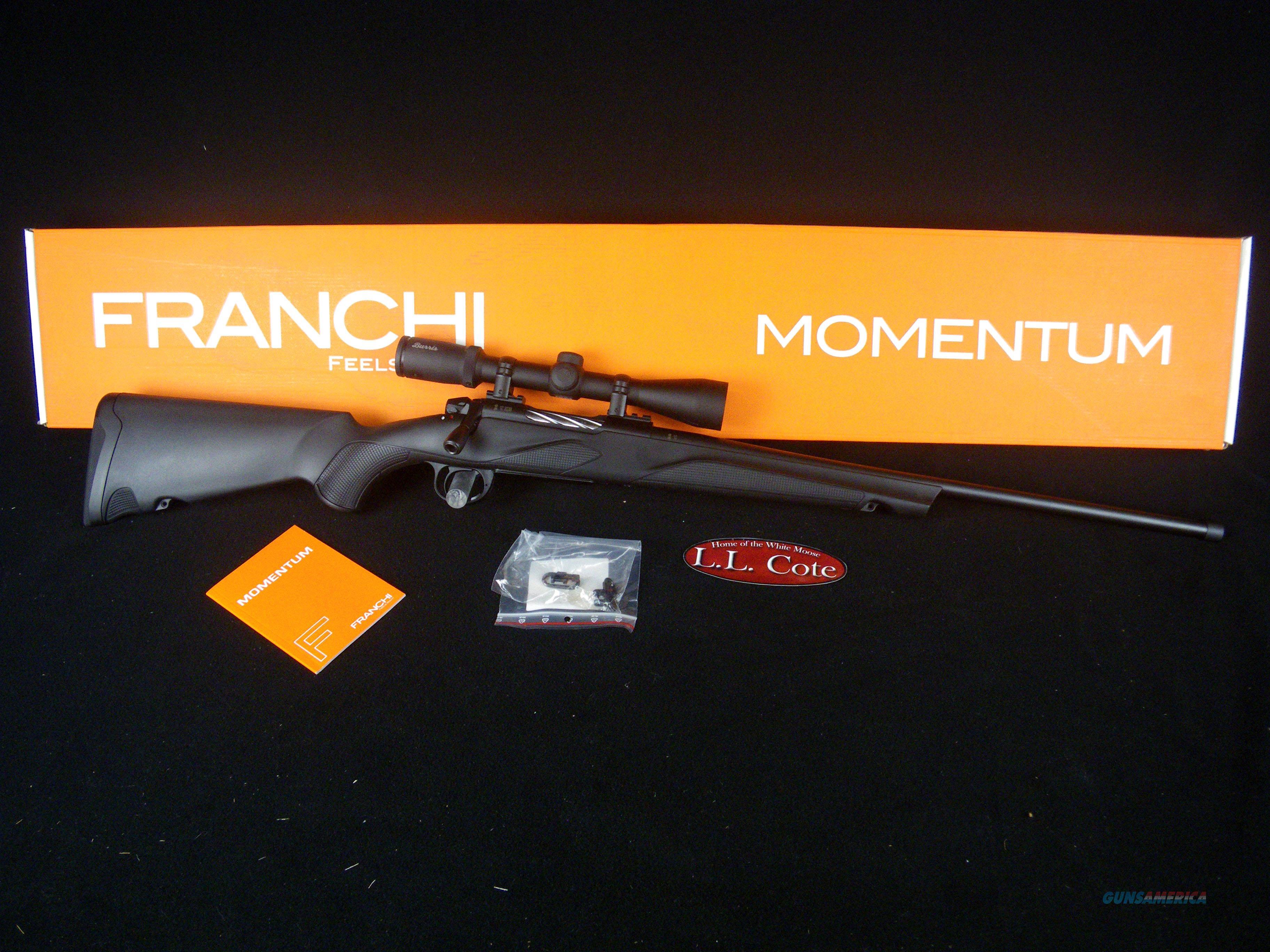 "Franchi Momentum W/Scope 30-06 Spfld 22"" NEW 41545  Guns > Rifles > Franchi Rifles"