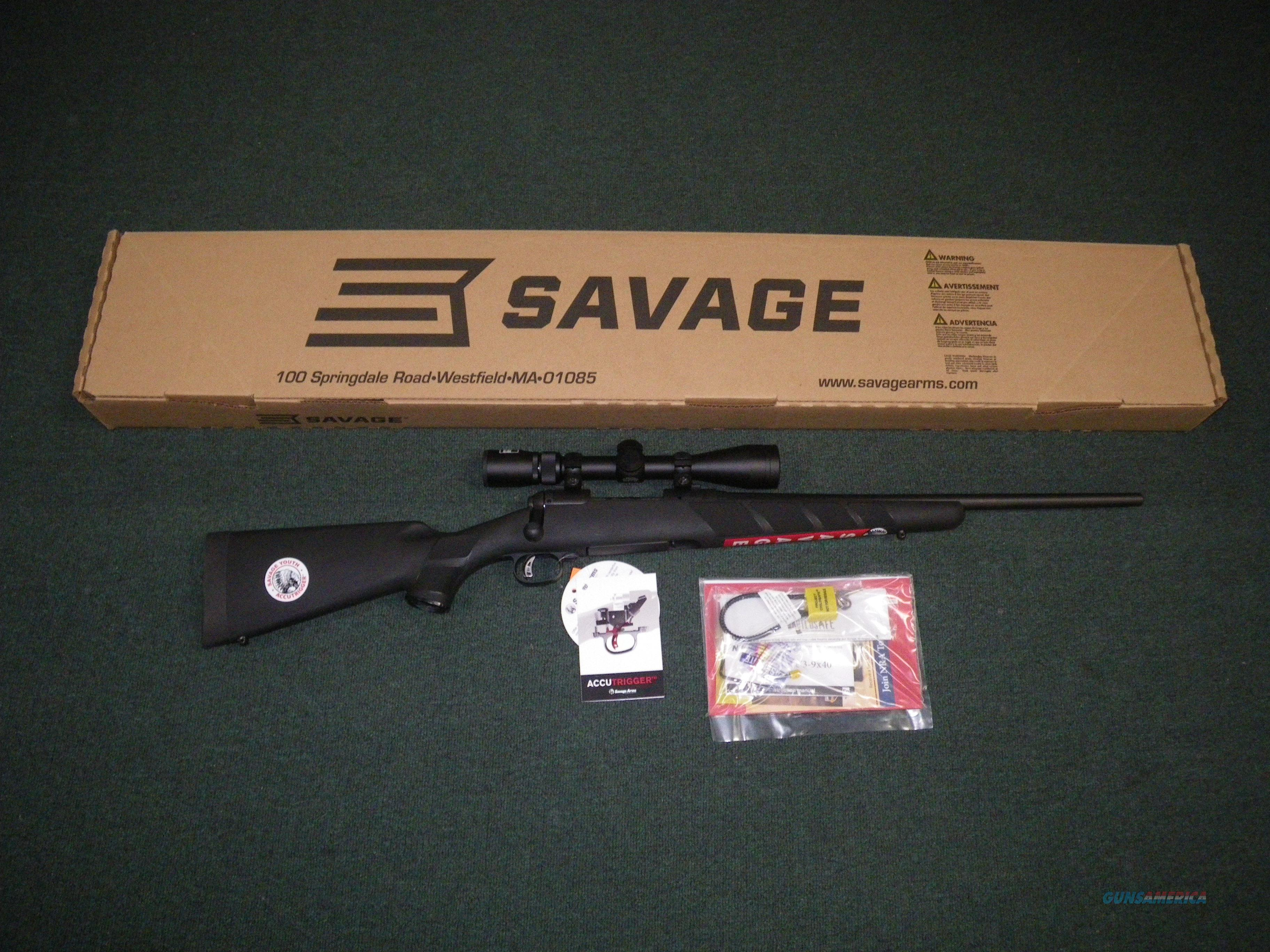 "Savage 11/111 Trophy Hunter XP Compact 7mm-08 Rem 20"" New #19709  Guns > Rifles > Savage Rifles > 11/111"