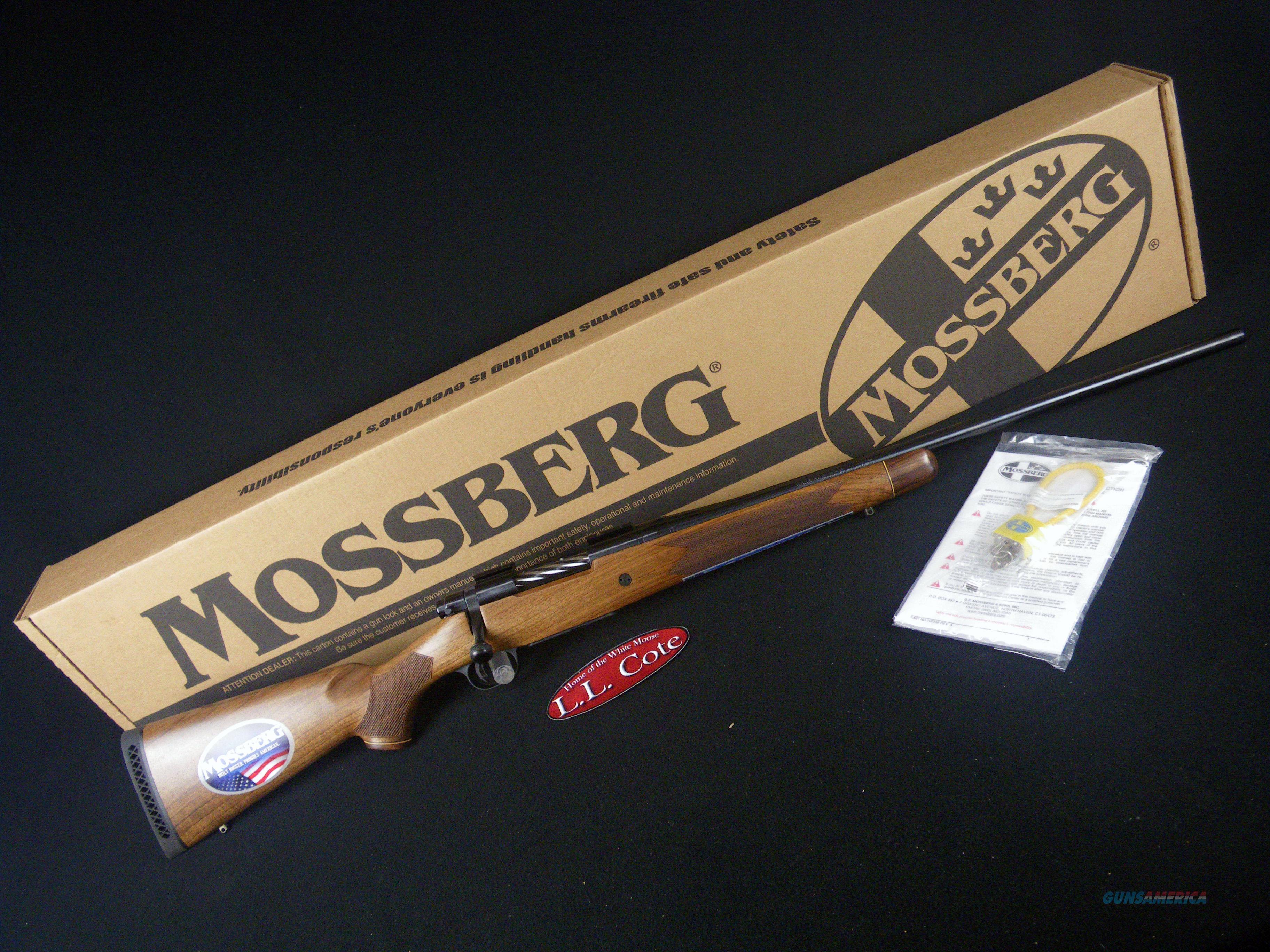 "Mossberg Patriot Revere 6.5 Creed 24"" NEW 27984  Guns > Rifles > Mossberg Rifles > Patriot"