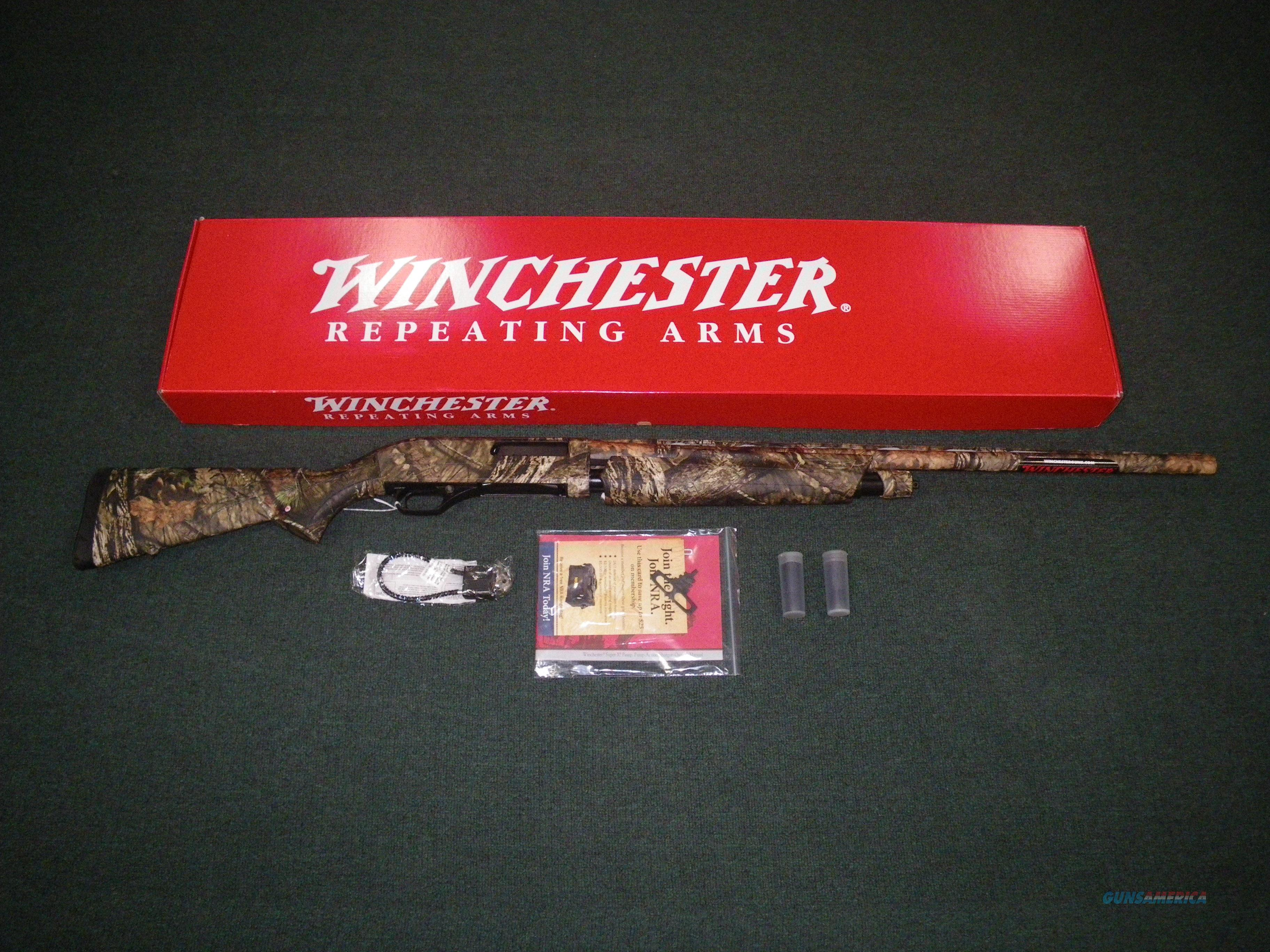 "Winchester SXP Universal Hunter 12ga 24"" 3.5"" New #512321290  Guns > Shotguns > Winchester Shotguns - Modern > Pump Action > Hunting"