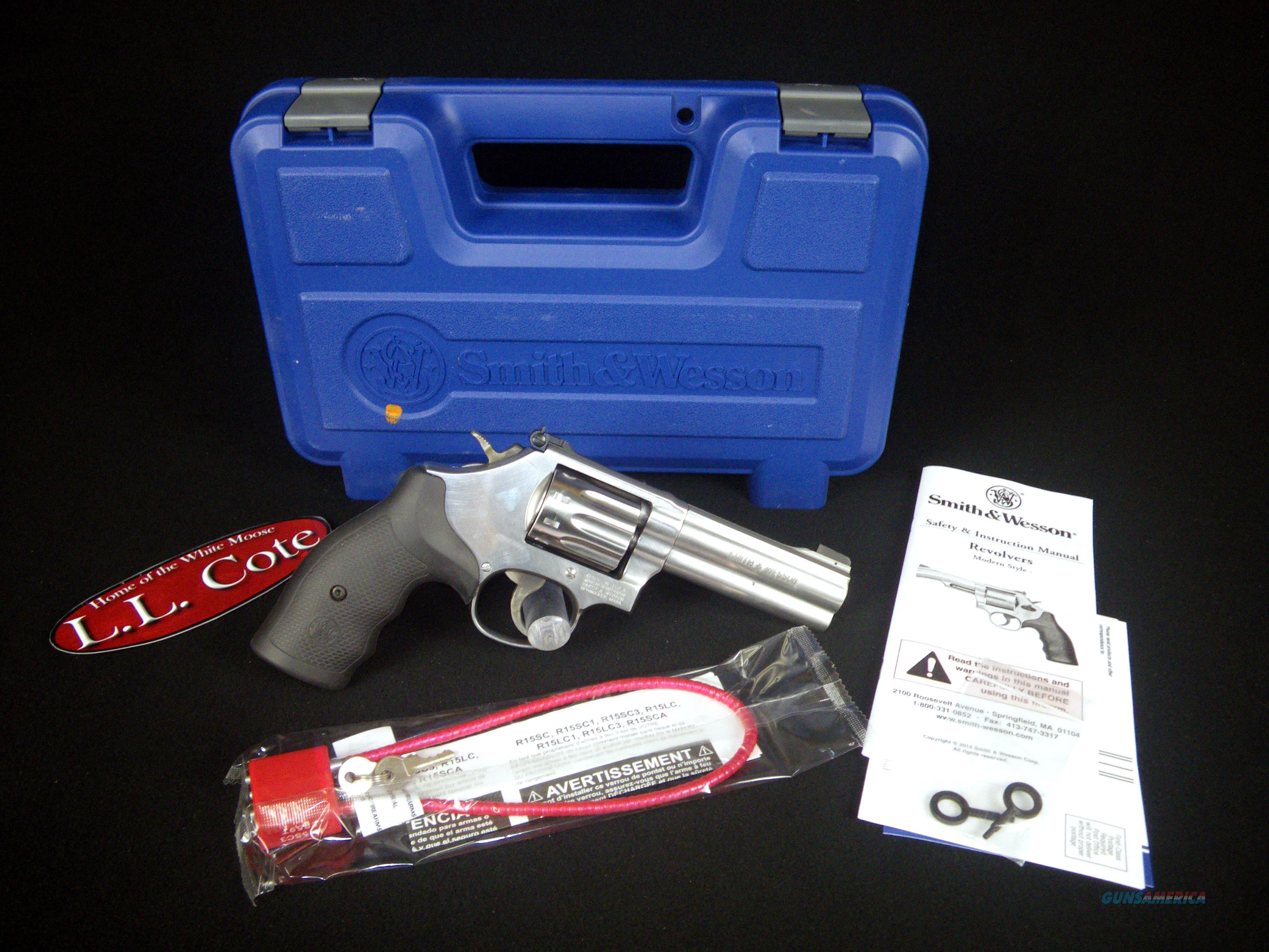 "Smith & Wesson Model 617 22LR 4"" 10 Rnd NEW 160584  Guns > Pistols > Smith & Wesson Revolvers > Med. Frame ( K/L )"