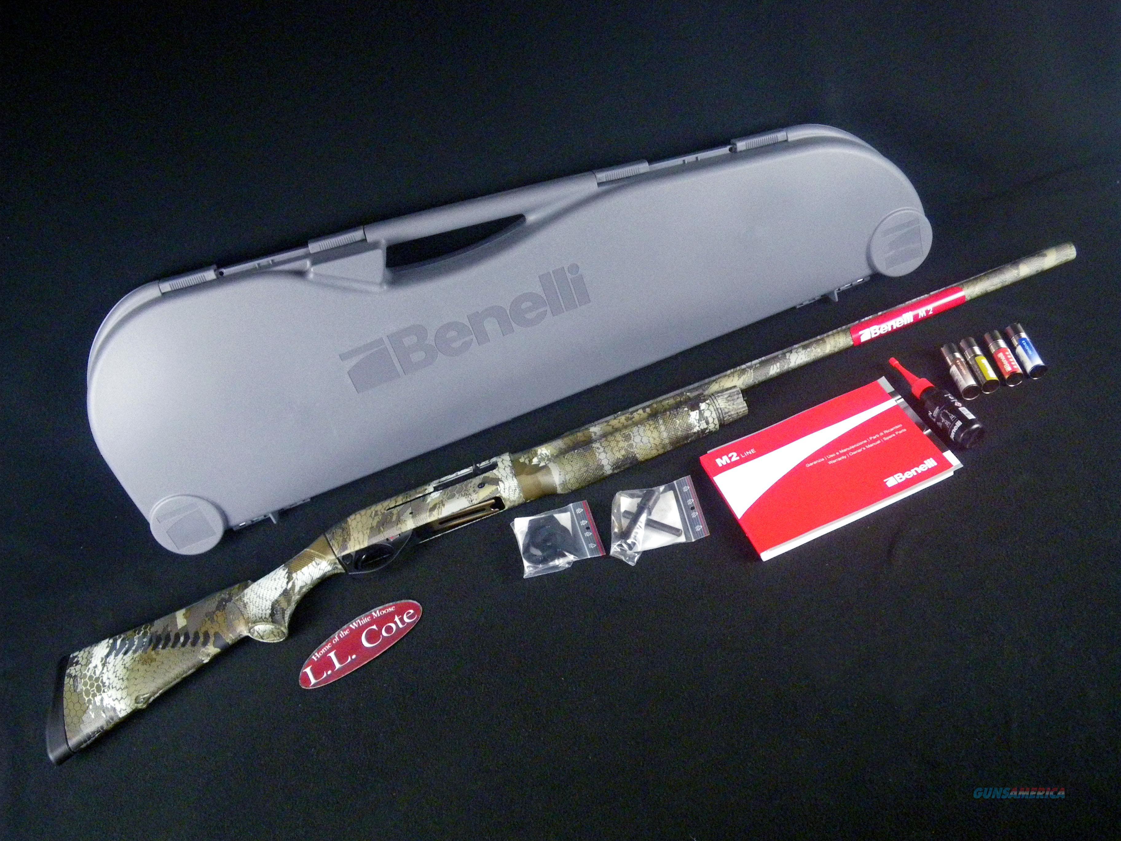 """Benelli M2 Field Shotgun 20ga 26"""" NEW 3"""" 11078  Guns > Shotguns > Benelli Shotguns > Sporting"""