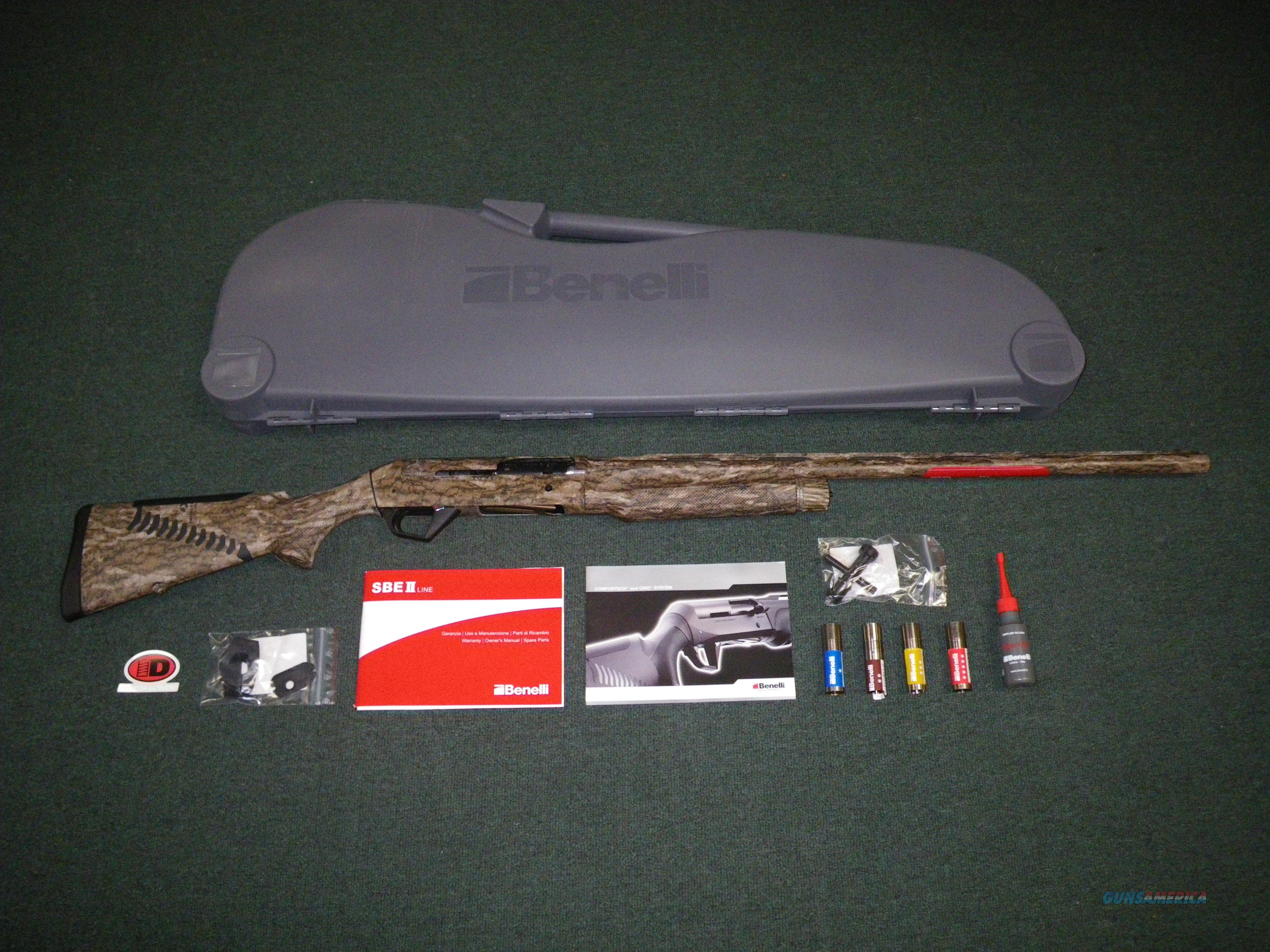 "Benelli Super Black Eagle II MOBL 12ga 28"" NEW #10151  Guns > Shotguns > Benelli Shotguns > Sporting"