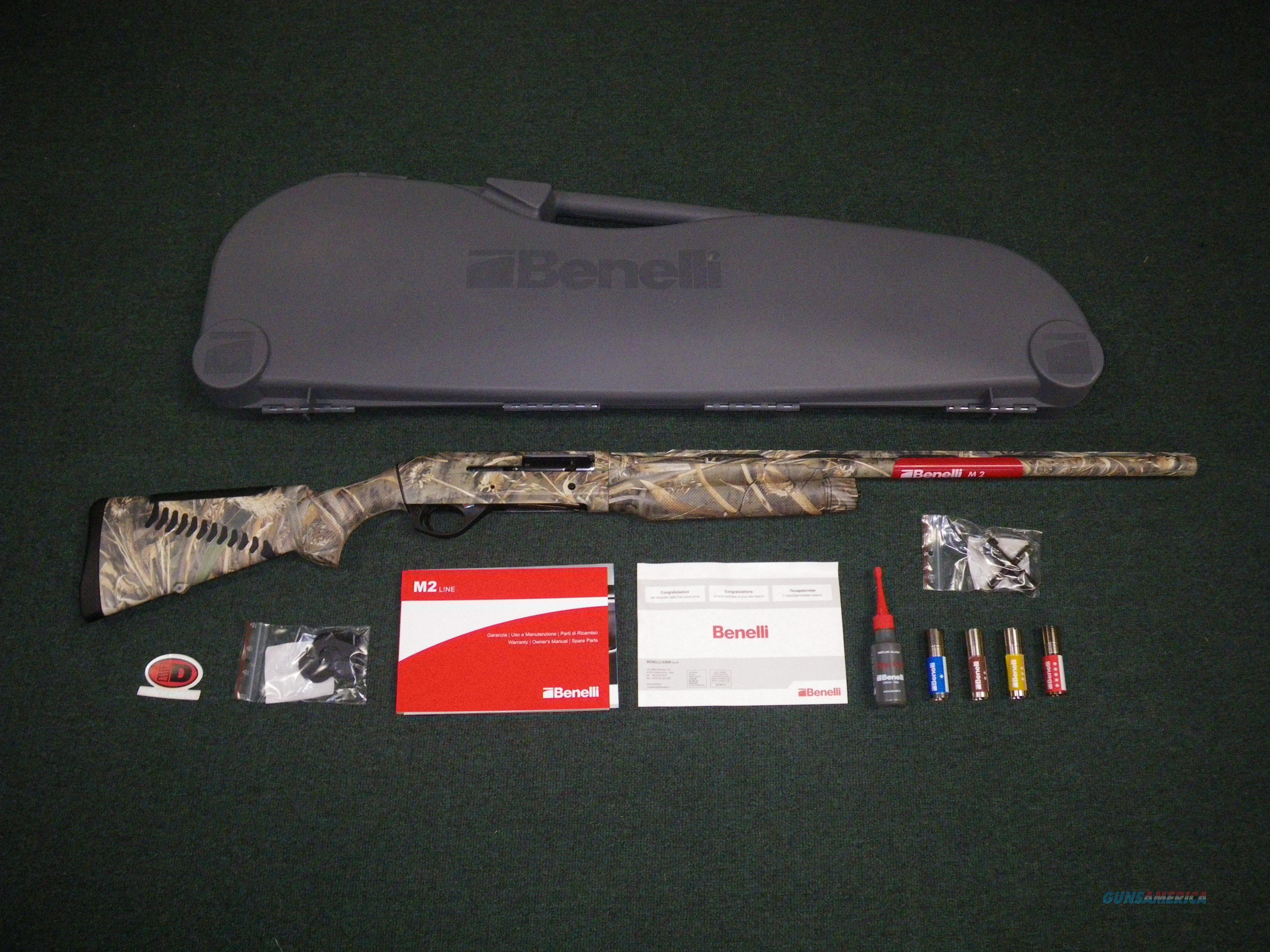 """Benelli M2 Field Realtree Max-5 20ga 28"""" NEW 11099  Guns > Shotguns > Benelli Shotguns > Sporting"""