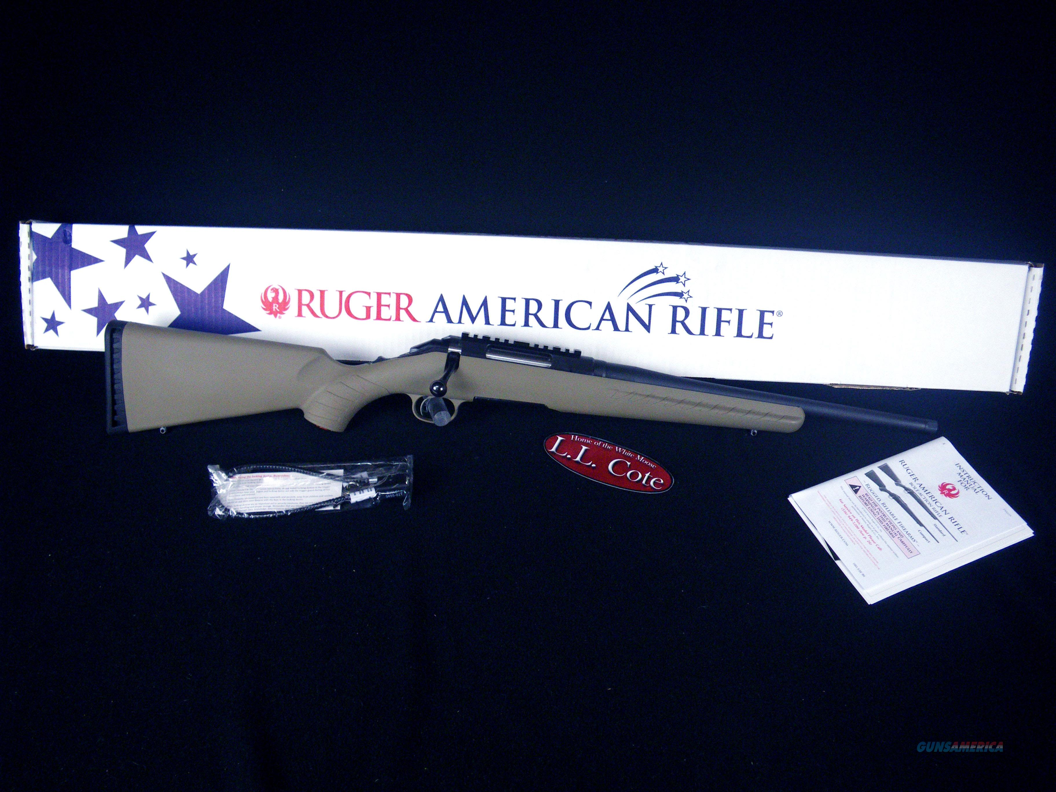 "Ruger American Rifle Ranch 300 Blk 16"" NEW 6968  Guns > Rifles > Ruger Rifles > American Rifle"