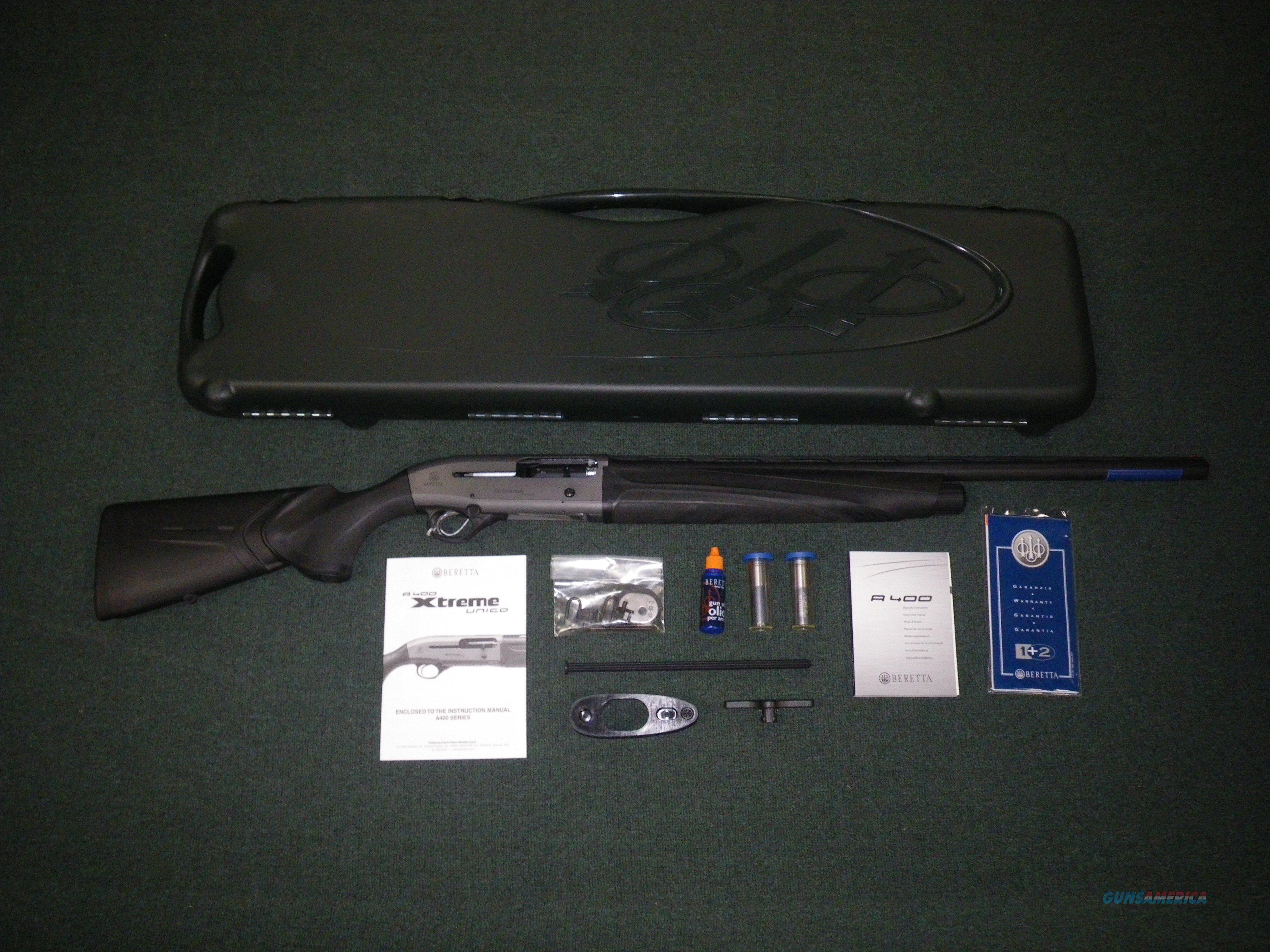 "Beretta A400 Xtreme Black/Synthetic 12ga 26"" New #J40XD16  Guns > Shotguns > Beretta Shotguns > Autoloaders > Hunting"