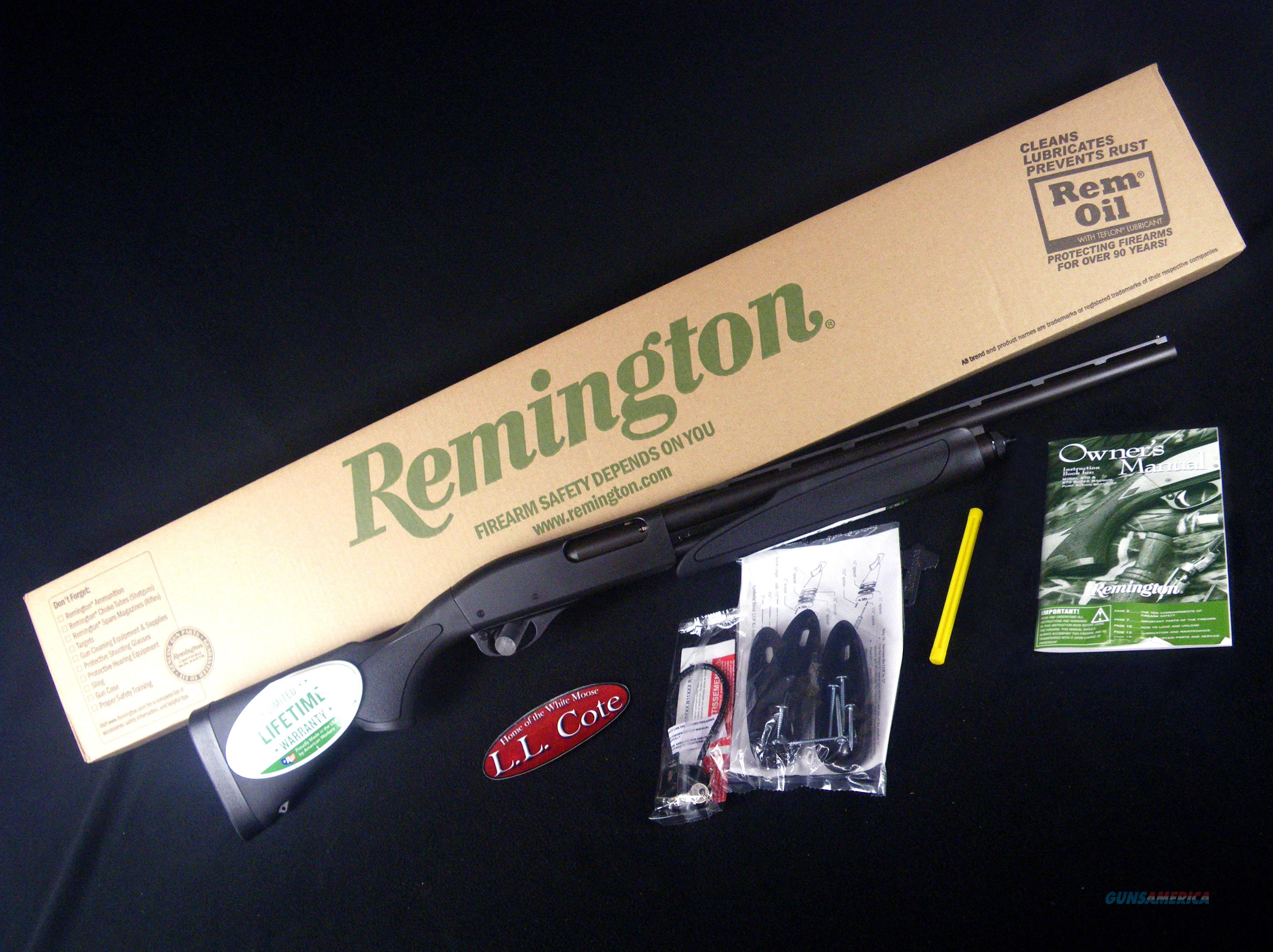 "Remington 870 Express JR 20ga 18.5"" NEW 3"" 81161  Guns > Shotguns > Remington Shotguns  > Pump > Hunting"