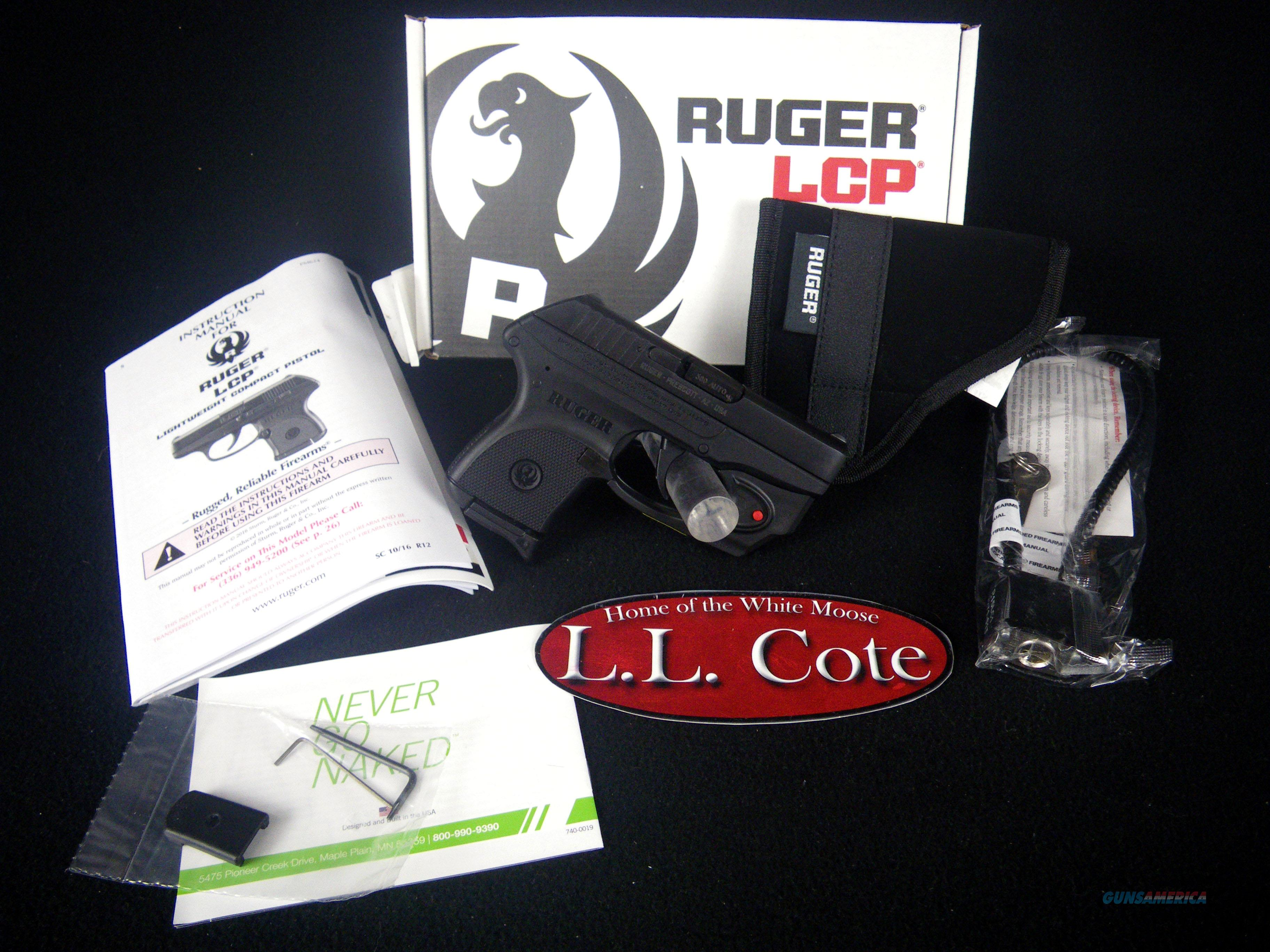 """Ruger LCP 380ACP 2.75"""" NEW Viridian Laser 3752  Guns > Pistols > Ruger Semi-Auto Pistols > LCP"""